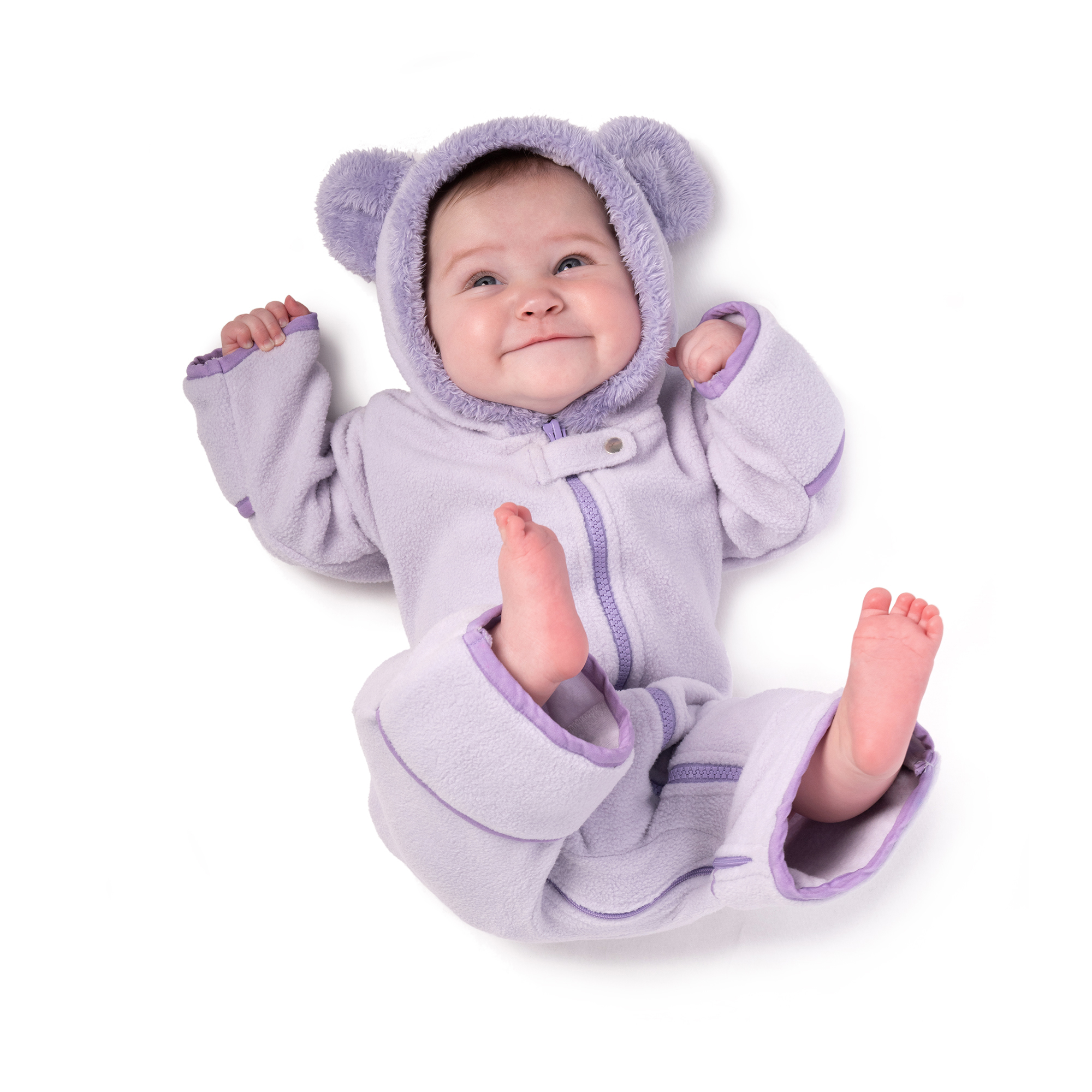 Baby Deedee Bear Bunting