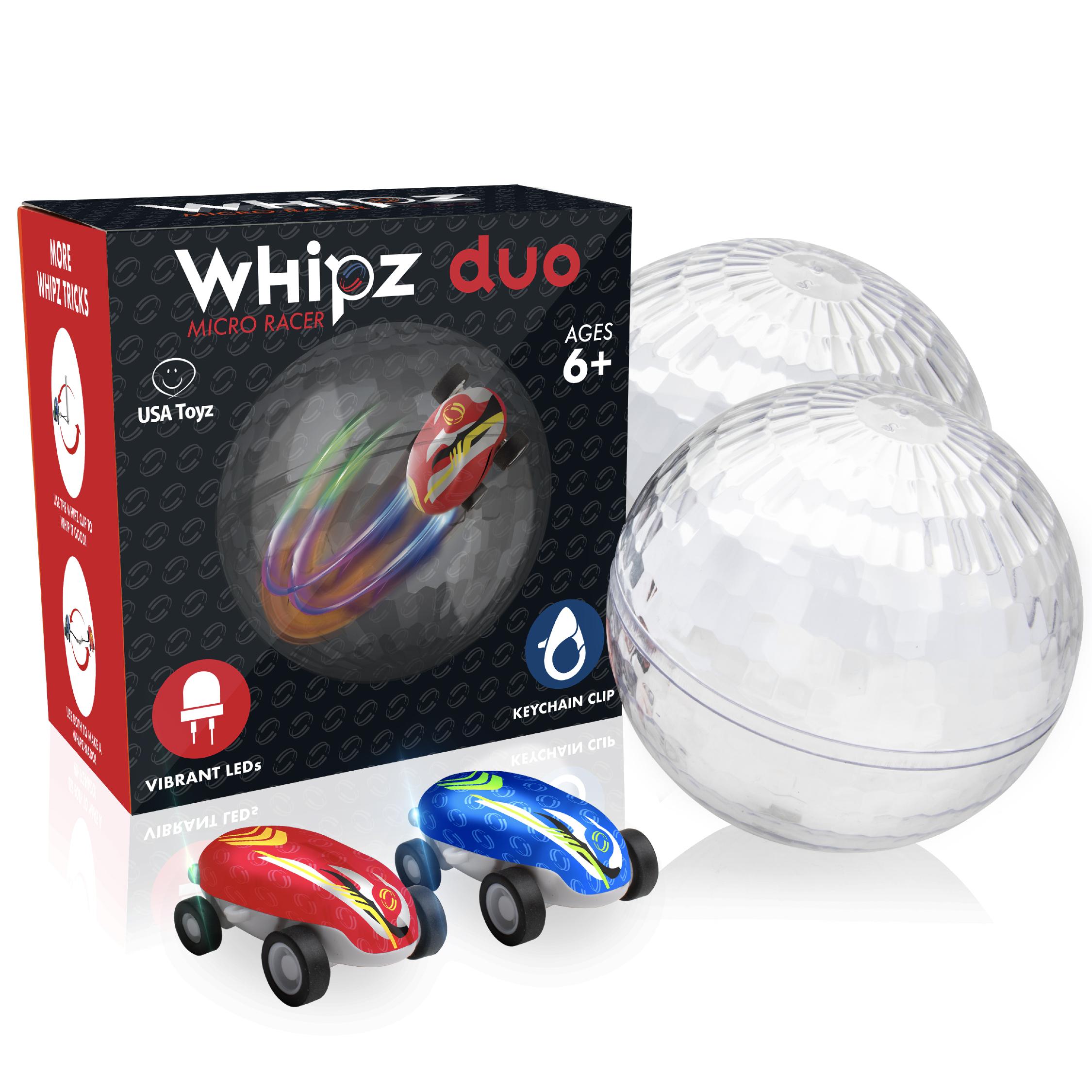Whipz Duo – Toy Car Mini Racer