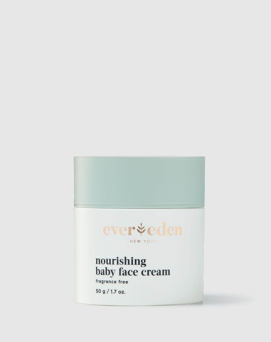 Evereden Nourishing Baby Face Cream