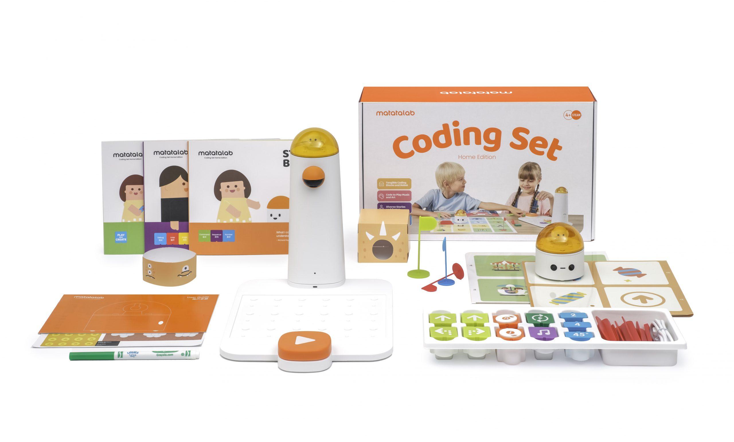 Matatalab Coding Set (Home Edition)