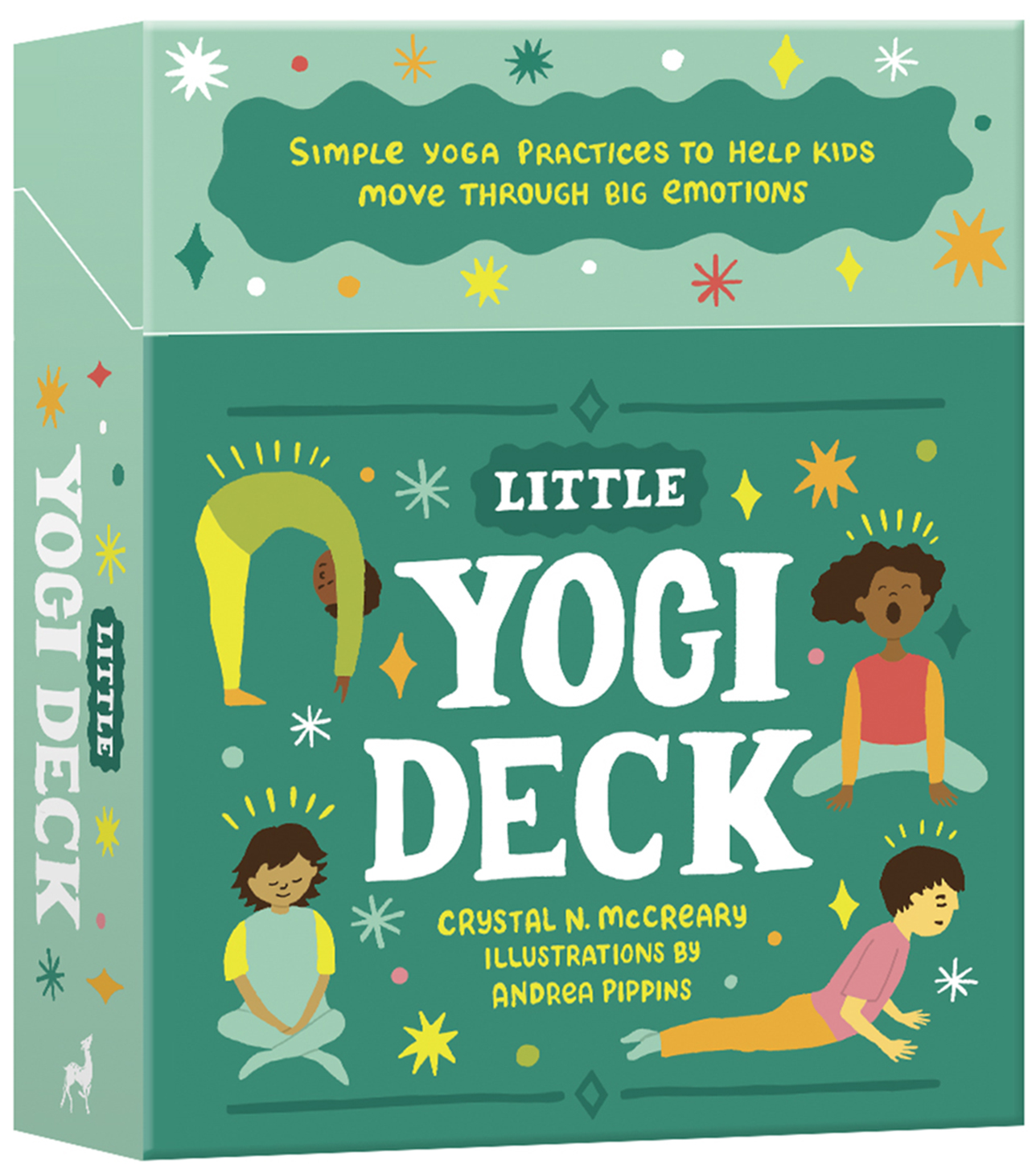 The Little Yogi Deck: Simple Yoga Practices to Help Kids Move Through Big Emotions