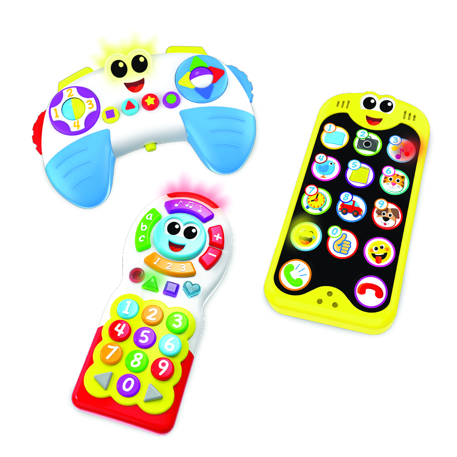 On The Go Activity Set (3 Pack)