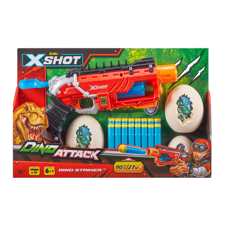 X-Shot Dino Attack – Dino Striker