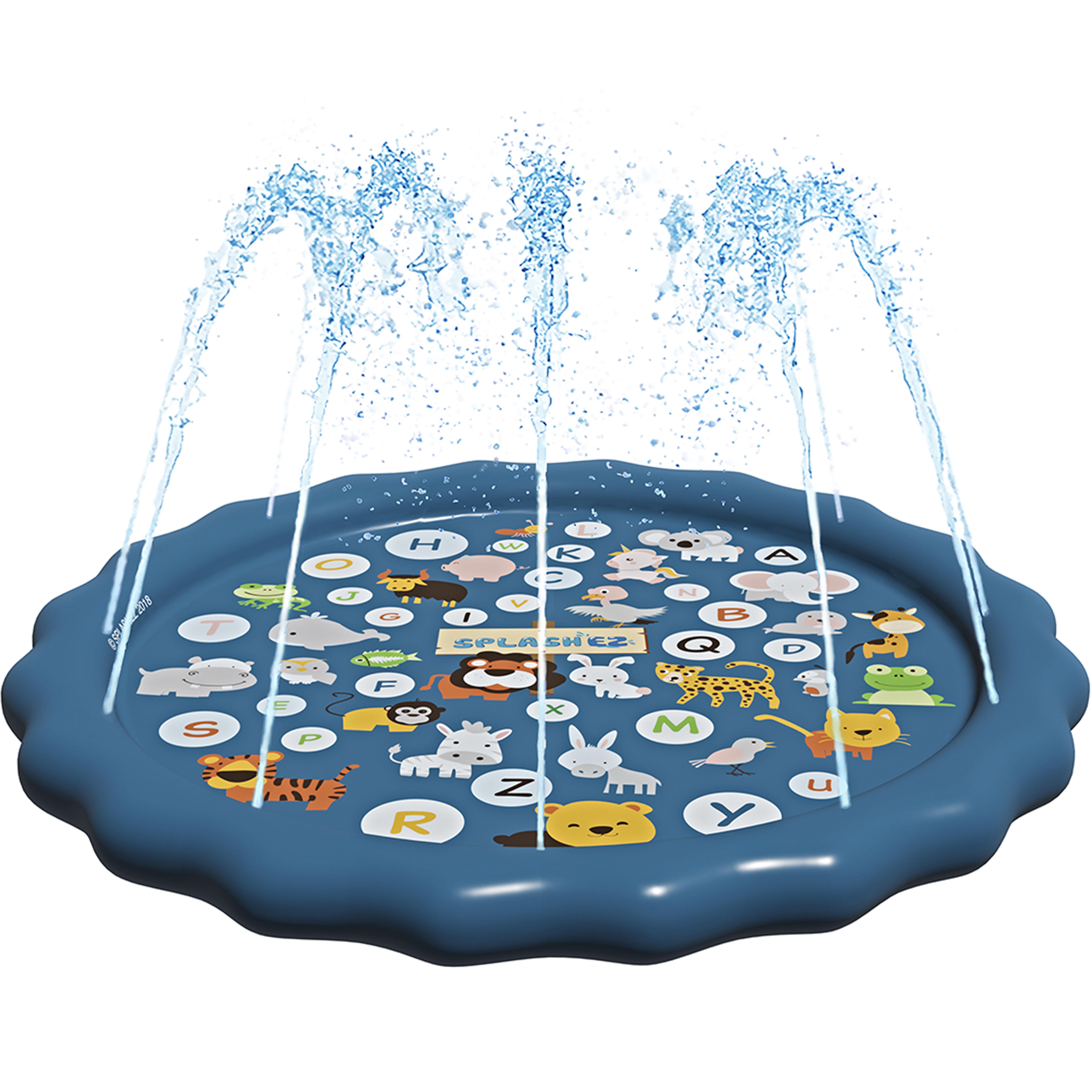 SplashEZ Educational Sprinkler Pool