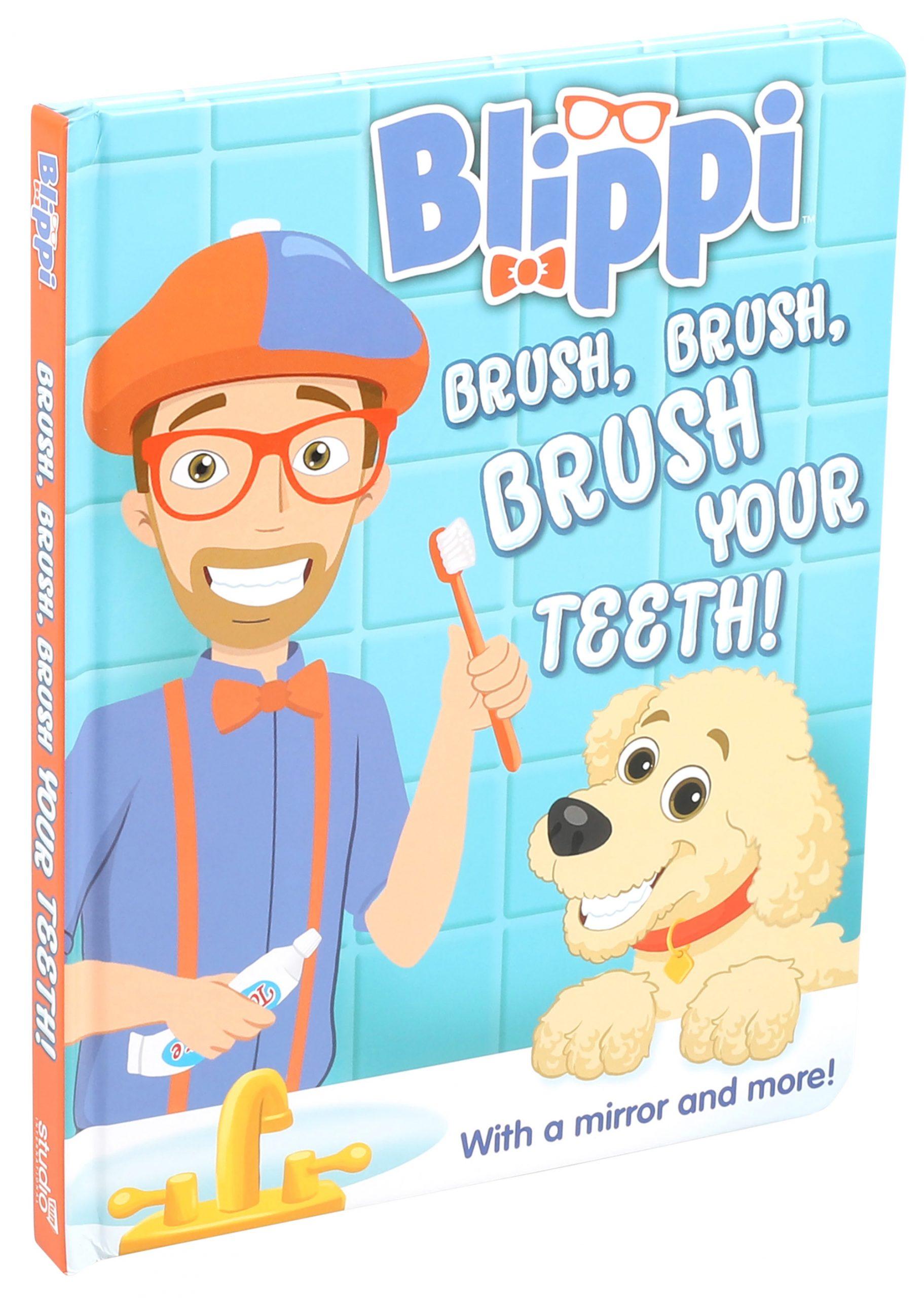 Blippi: Brush, Brush, Brush Your Teeth