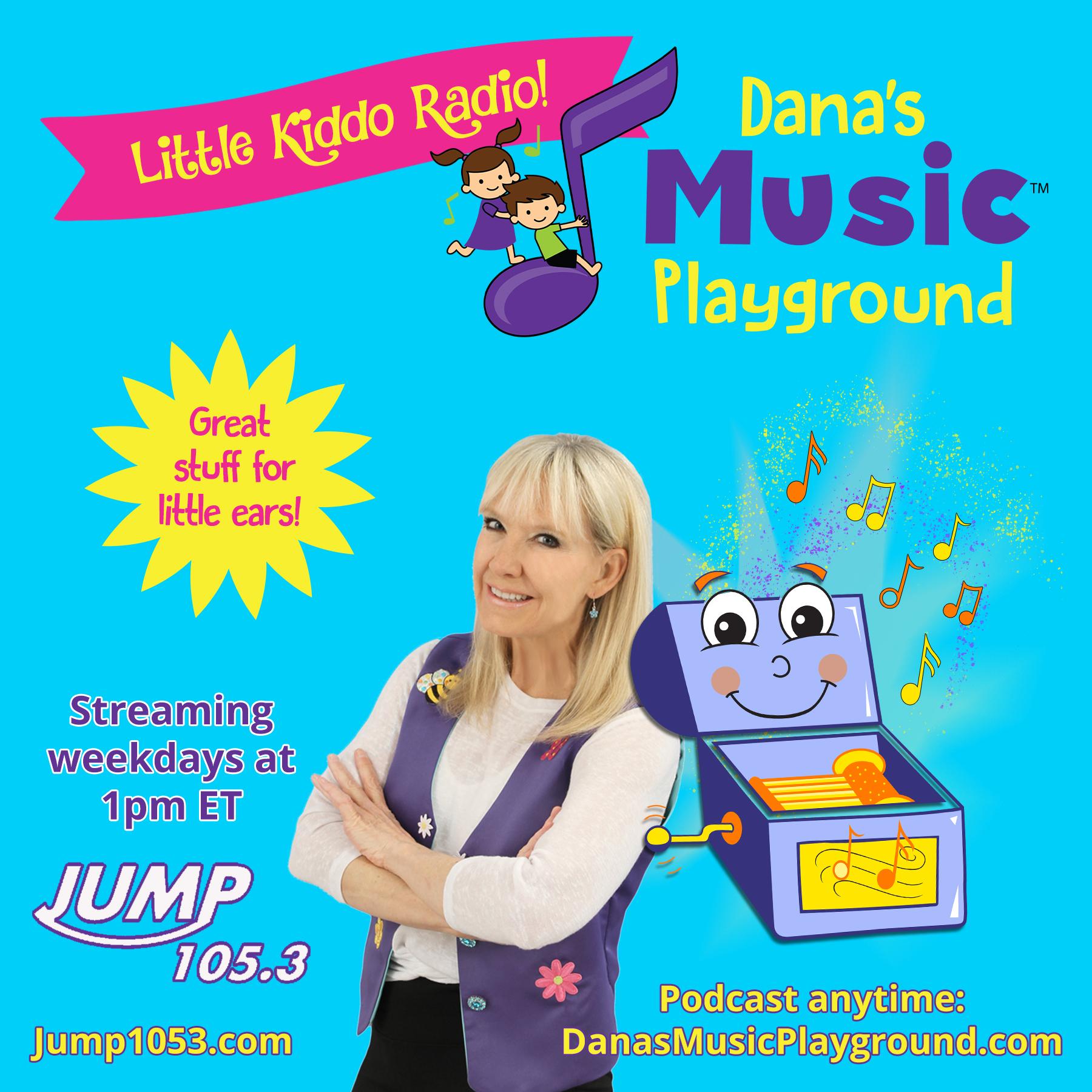 Dana's Music Playground Podcast