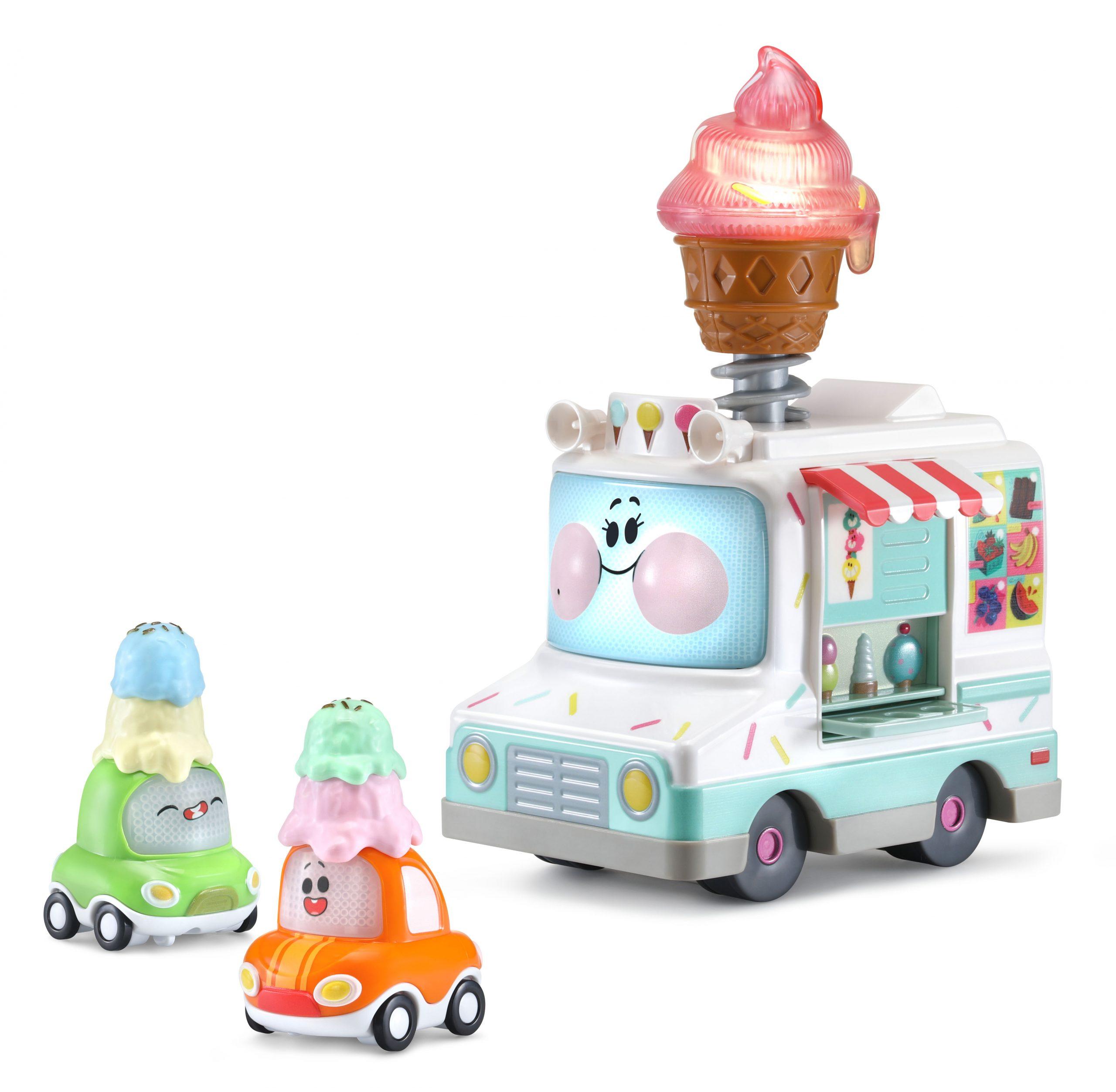 Go! Go! Cory Carson® Two Scoops Eileen Ice Cream Truck™