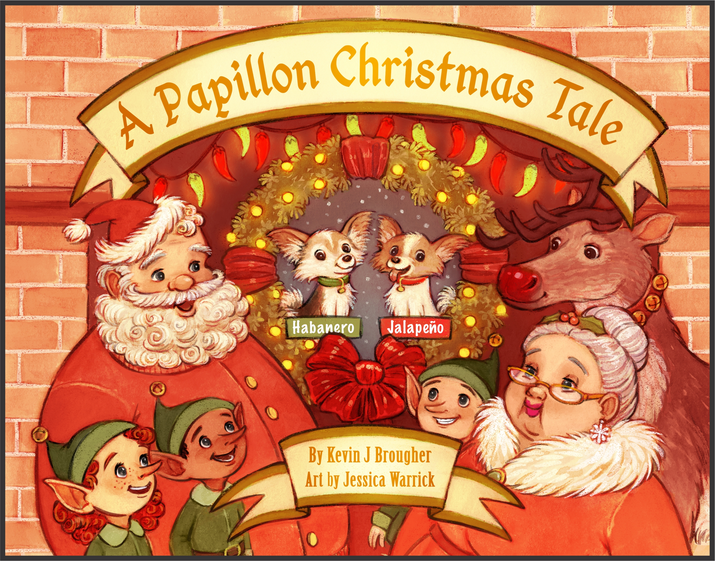 A Papillon Christmas Tale