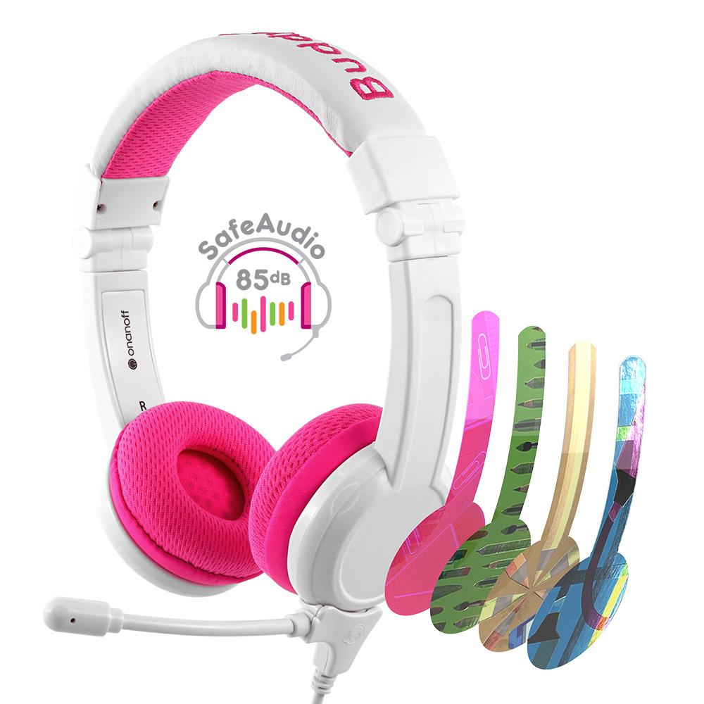 BuddyPhones® School+ Headphones
