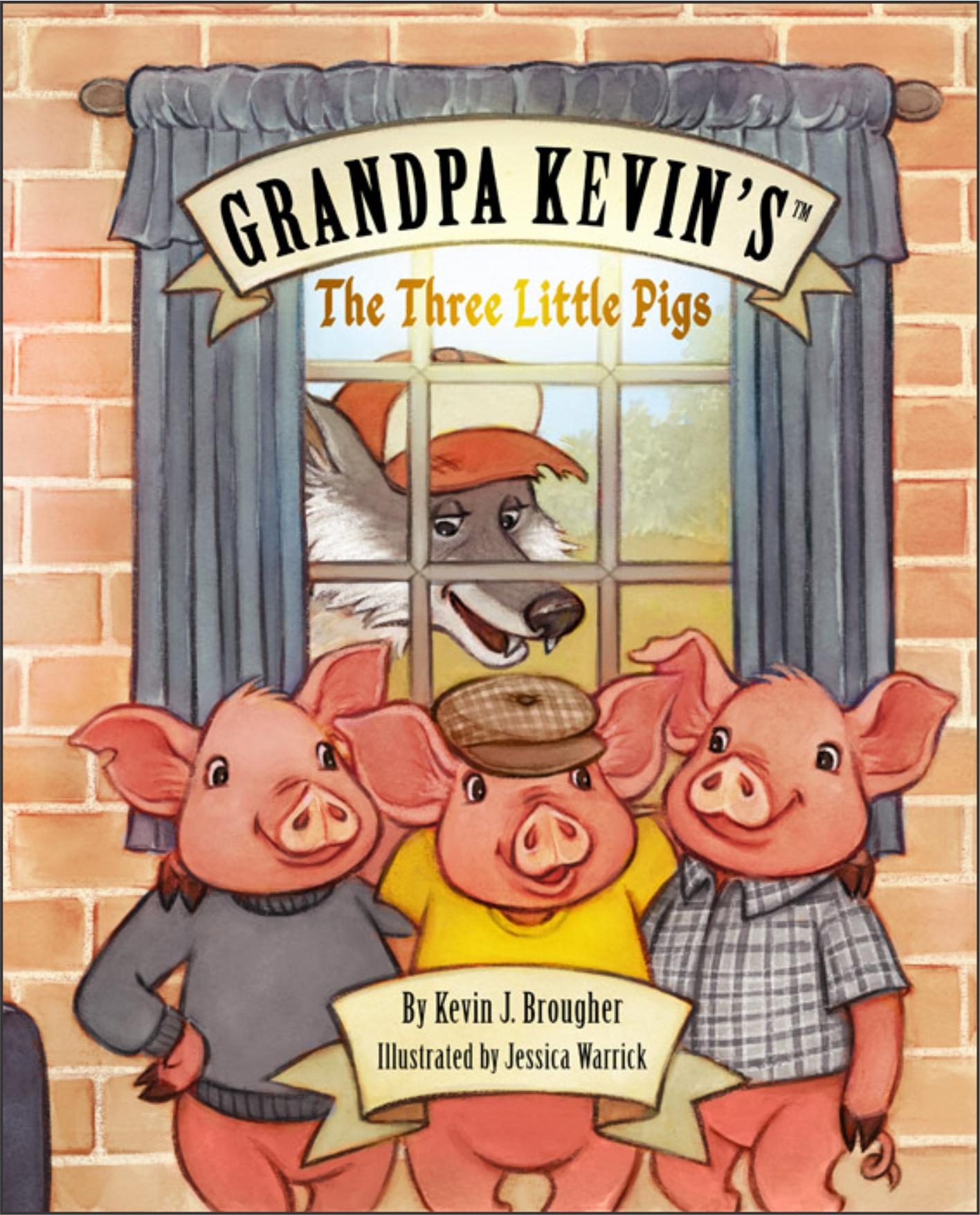 Grandpa Kevin's Book Series