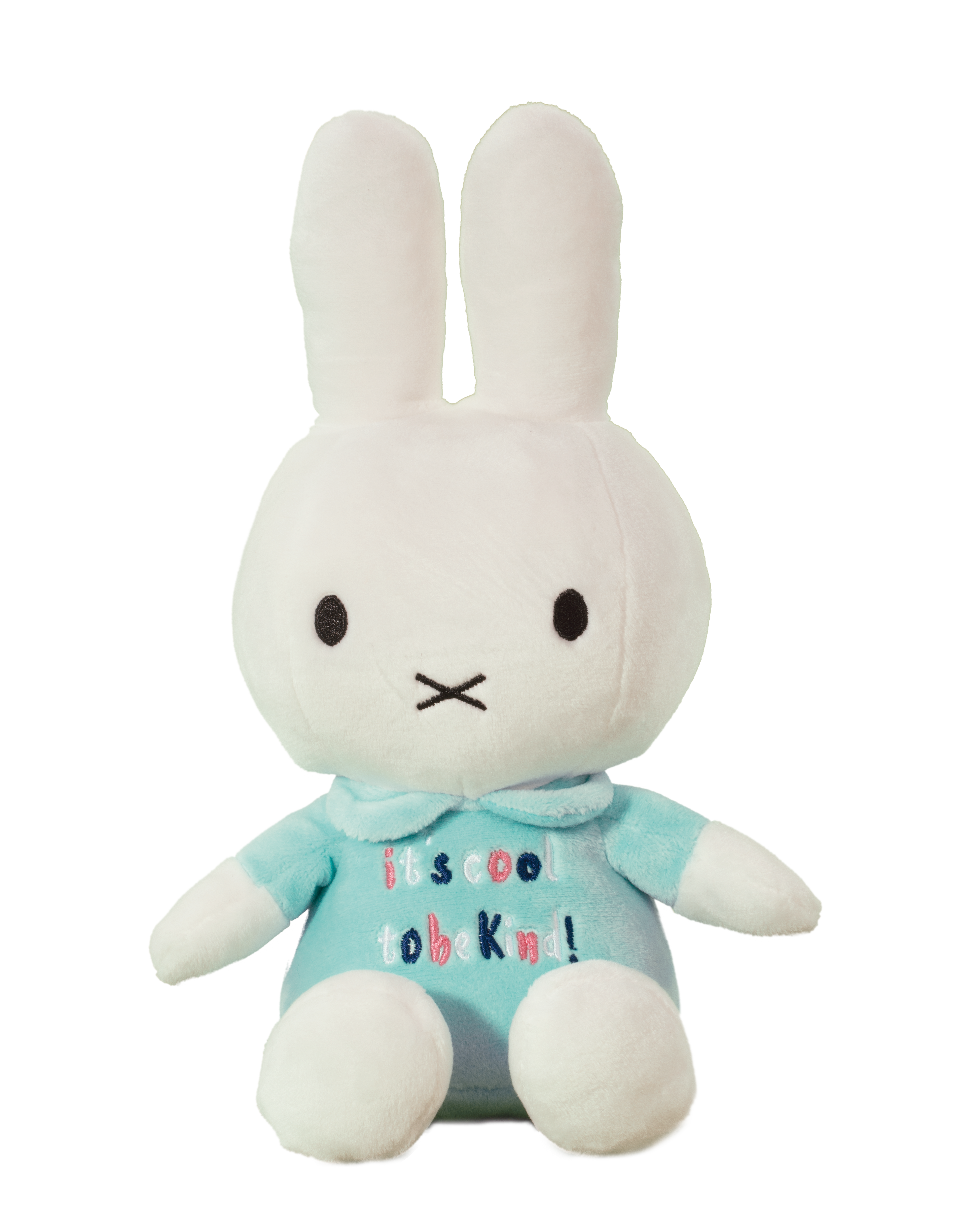 Miffy Cool to Be Kind Plush