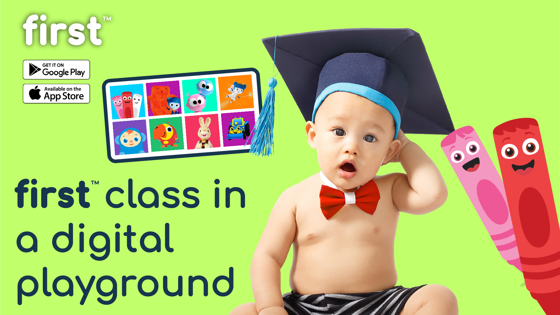First   Fun Learning for Kids