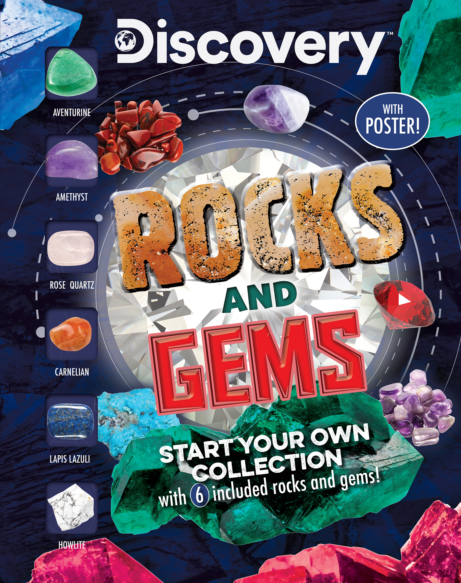 Discovery: Rocks and Gems
