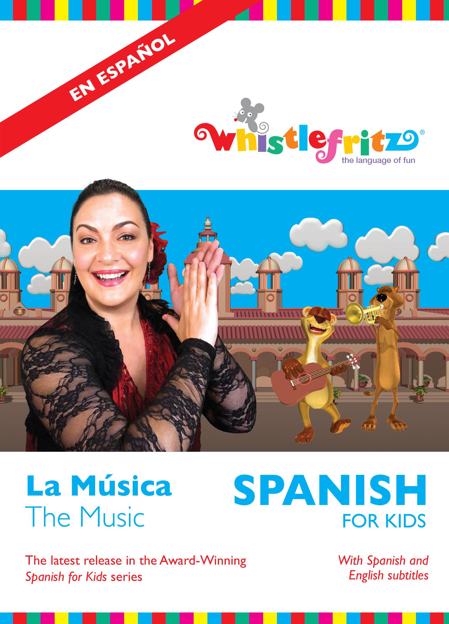Spanish for Kids: La Música