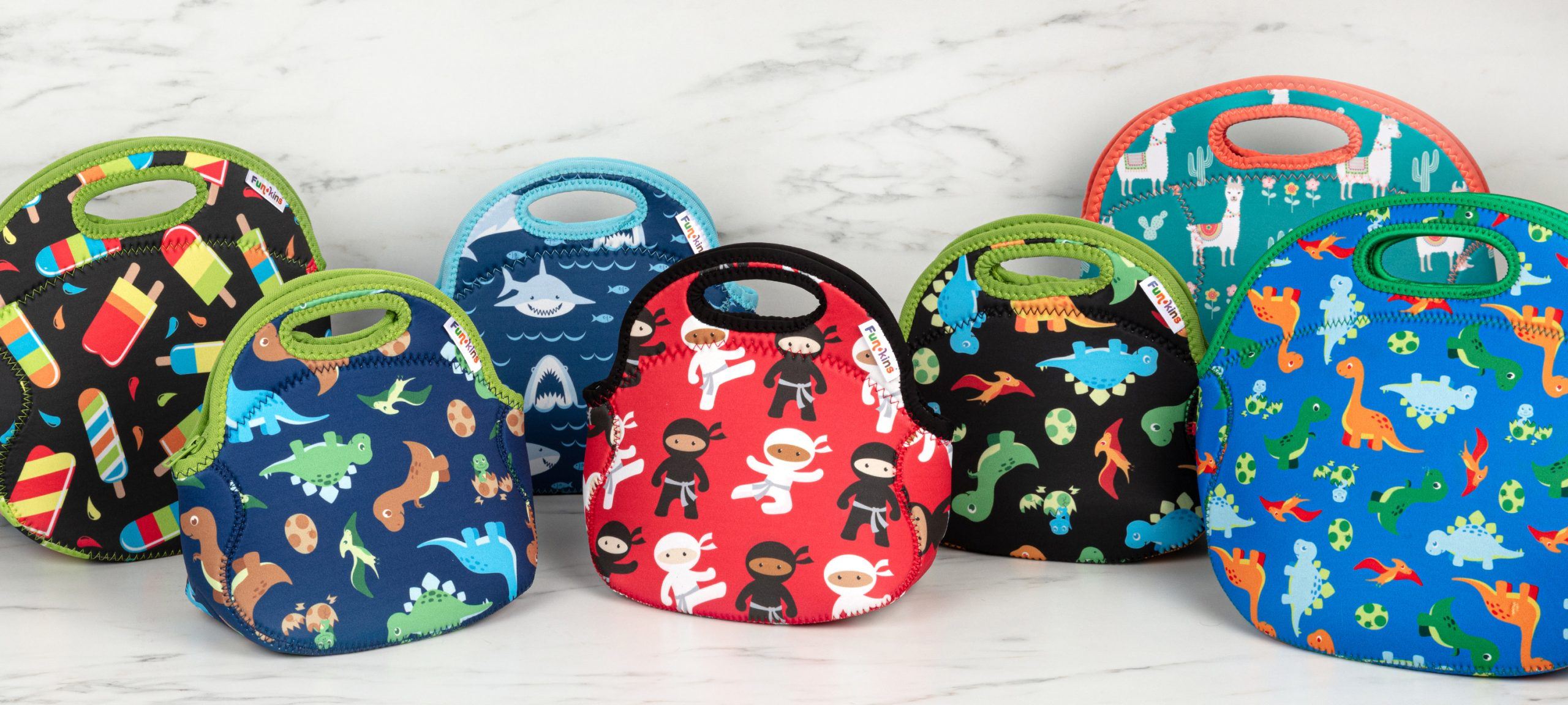 Funkins Lunch Bags for Kids