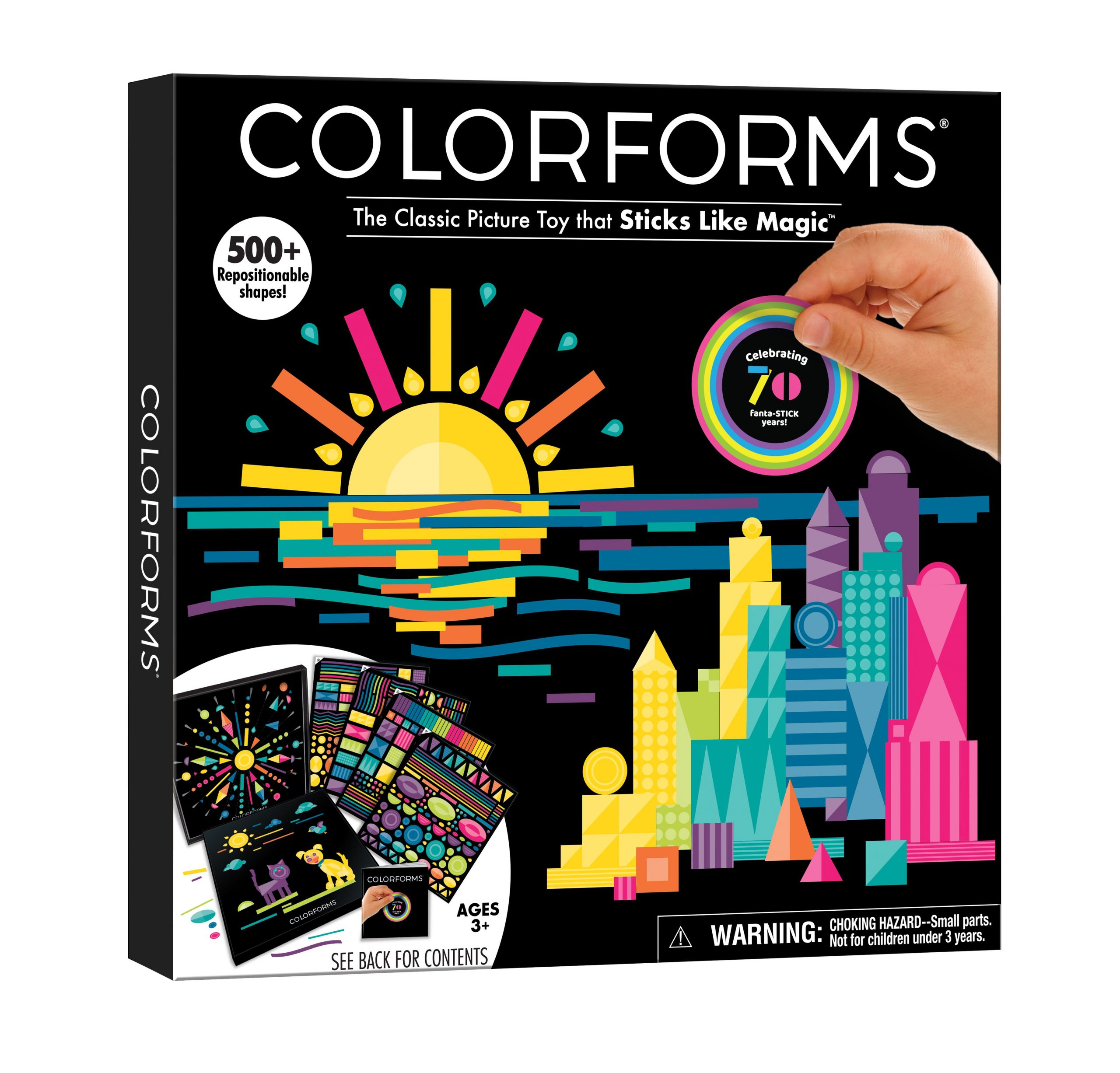 Colorforms® 70th Anniversary Edition