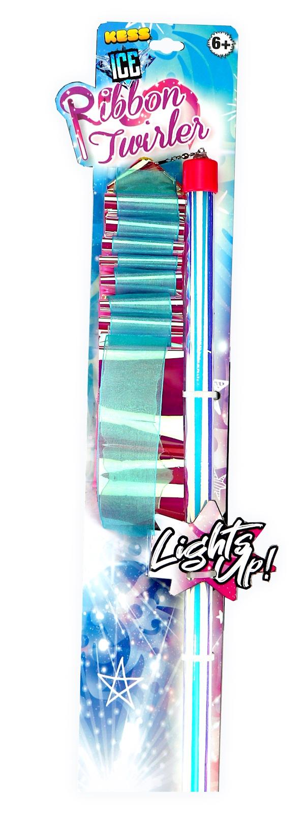 Ice Ribbon Twirler