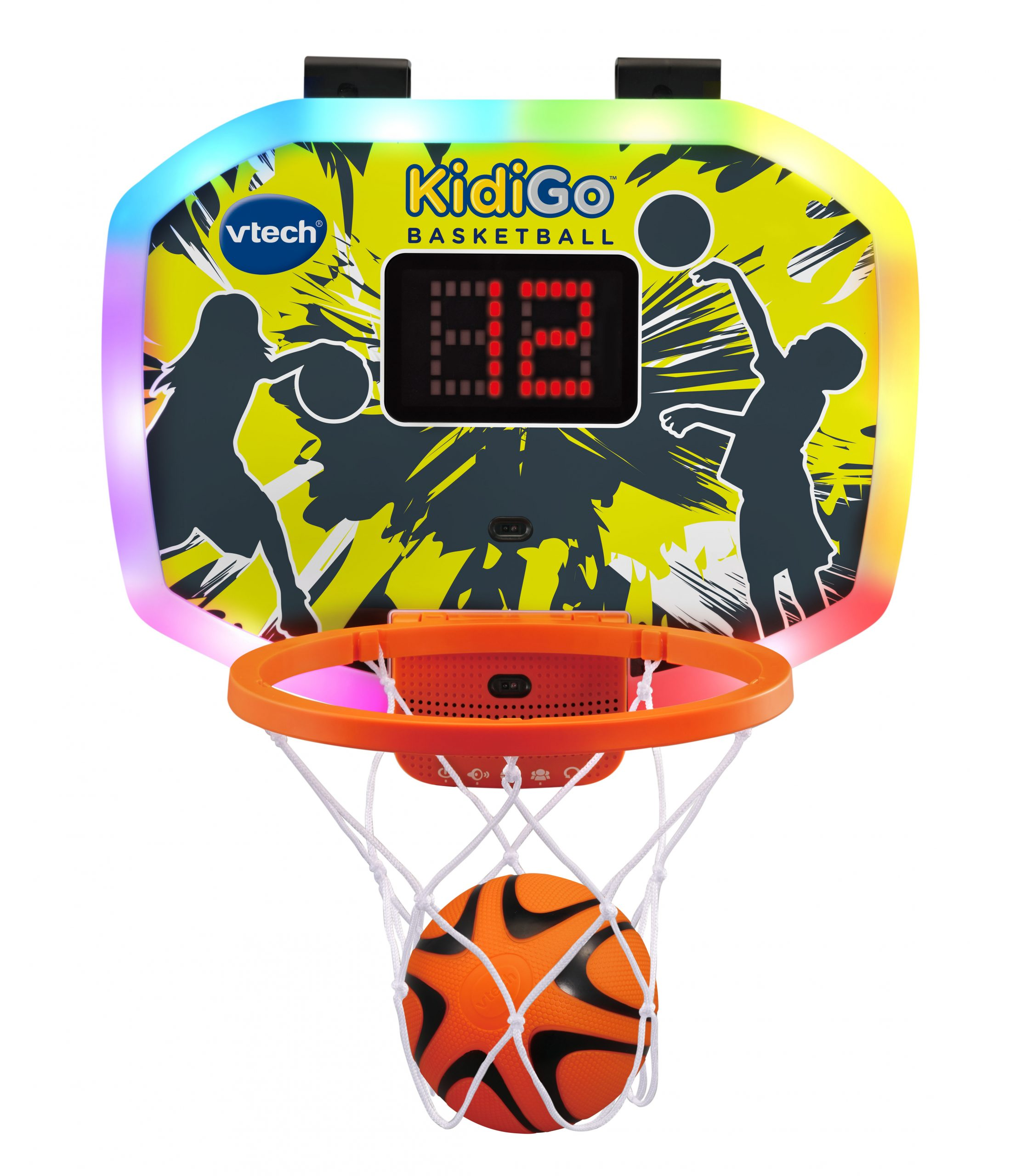 KidiGo™ Basketball Hoop