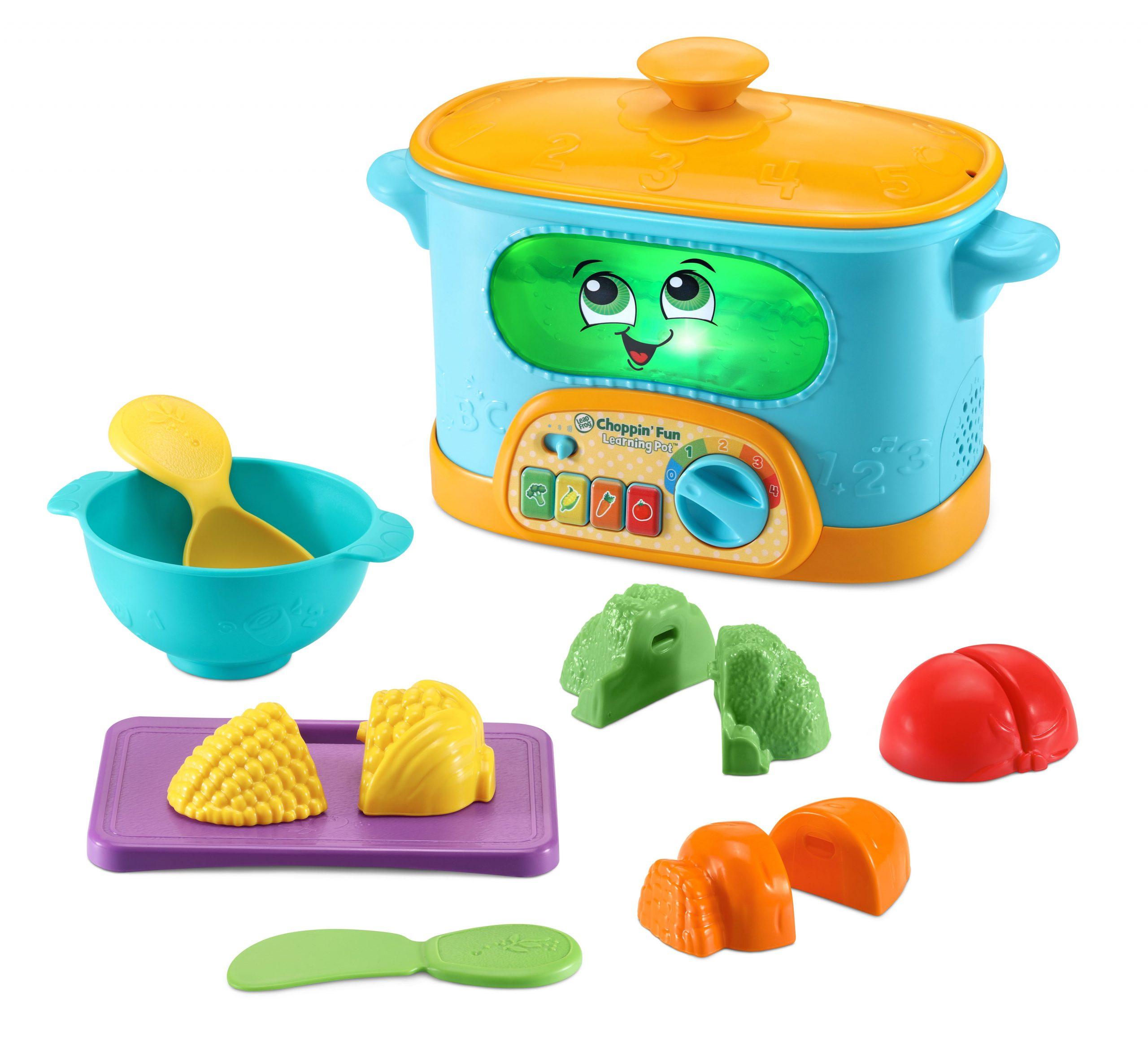 Choppin' Fun Learning Pot™