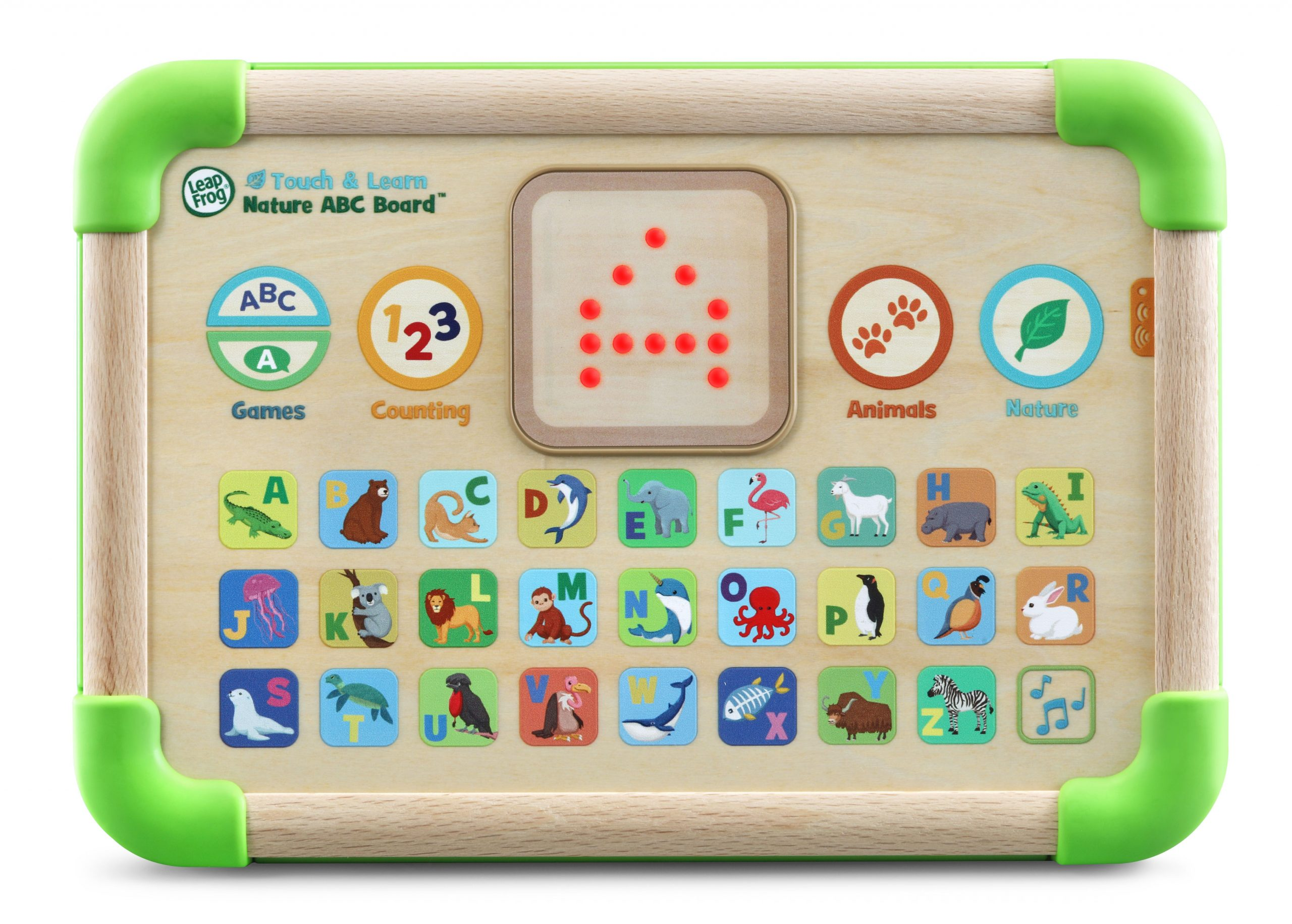 Touch & Learn Nature ABC Board™