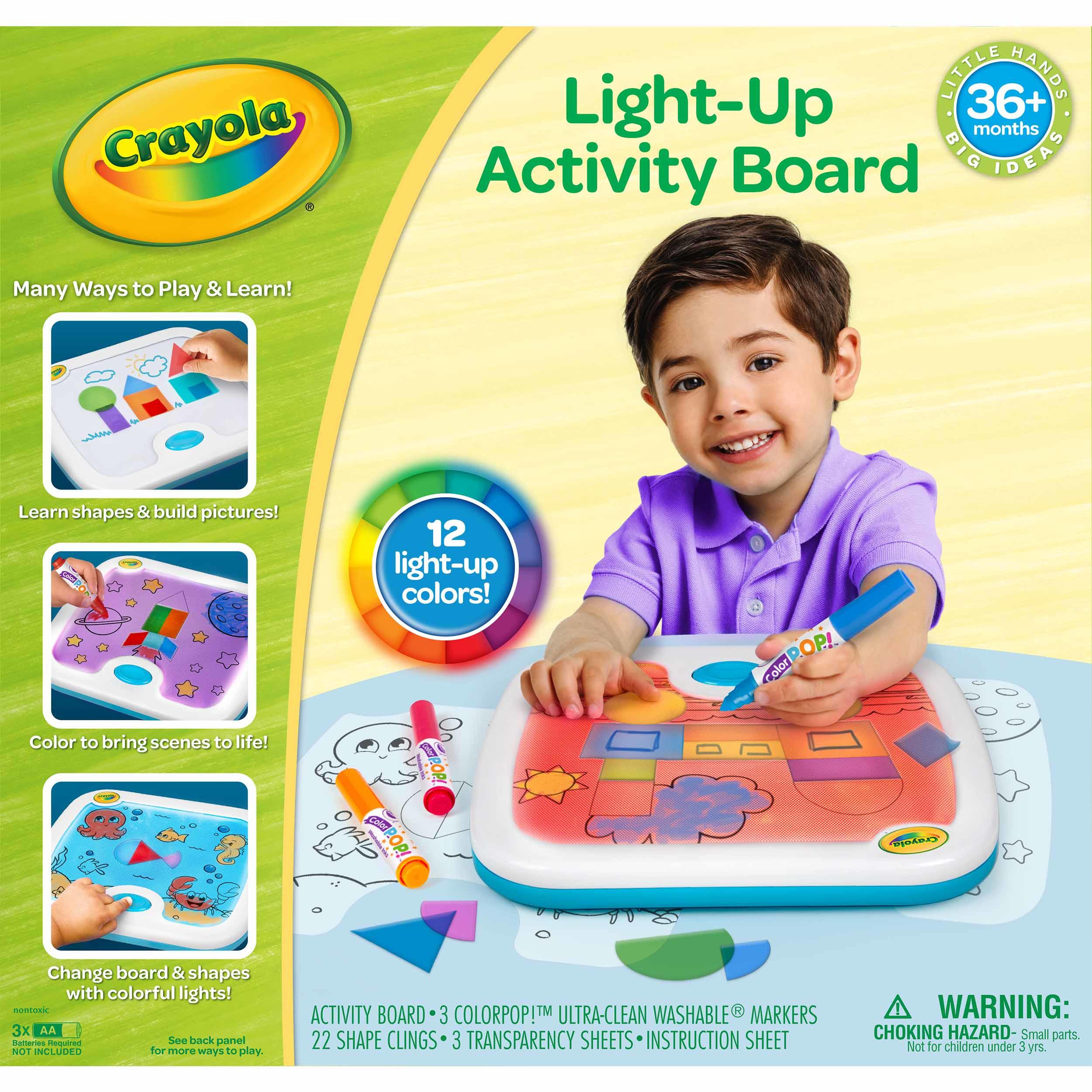 Light-Up Activity Board
