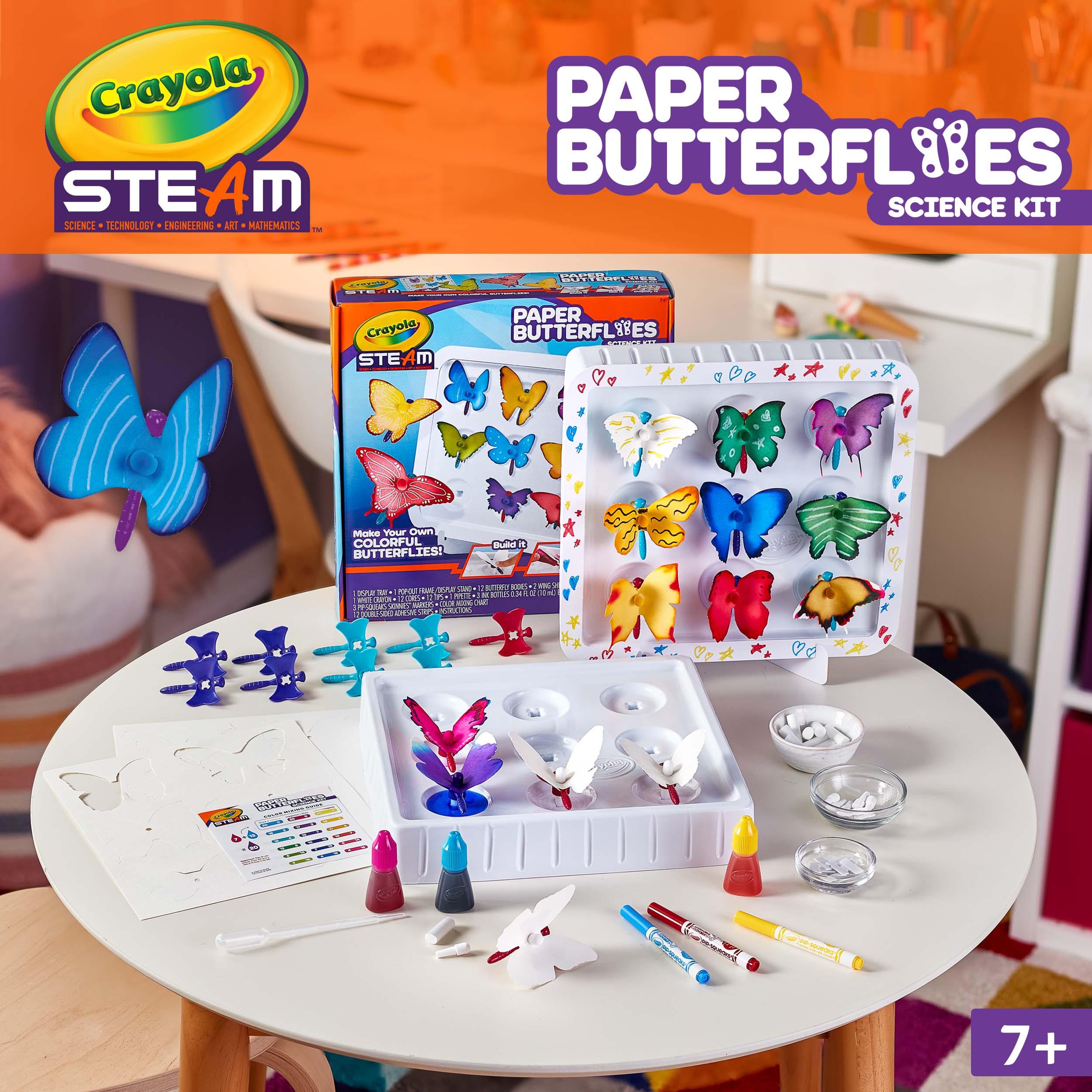 STEAM Paper Butterflies Science Kit