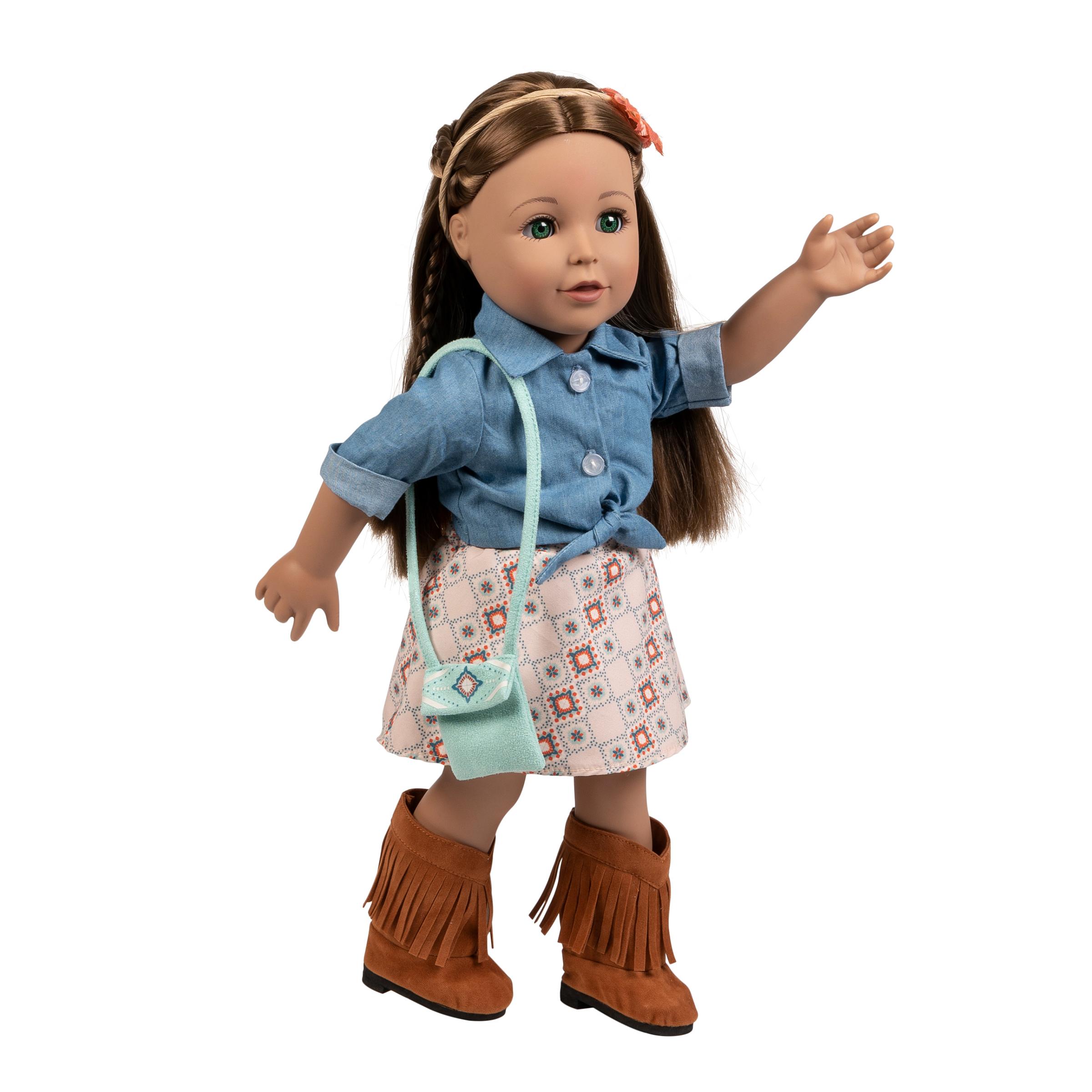 Adora Amazing Girls 18-inch Doll Cassidy