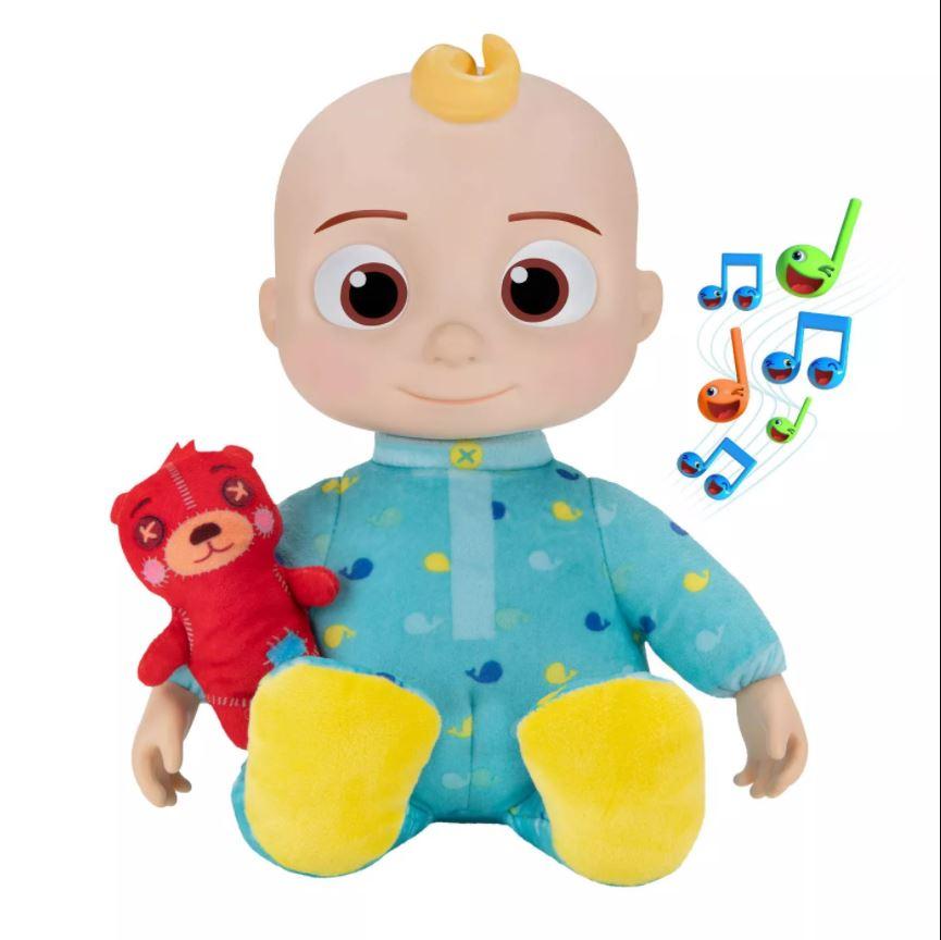 CoComelon Bedtime JJ Doll