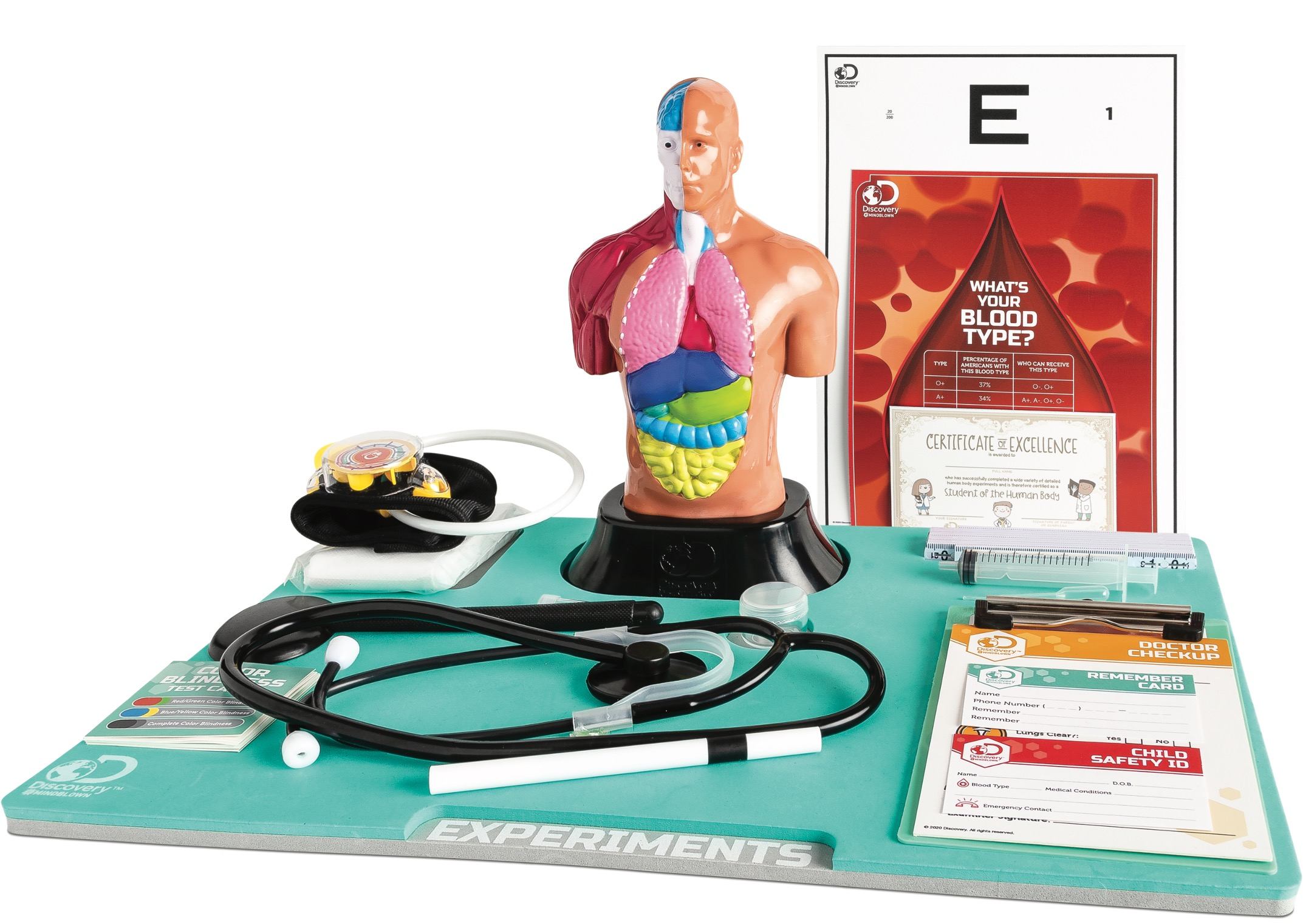 Discovery #MINDBLOWN Career Play Doctor Kit