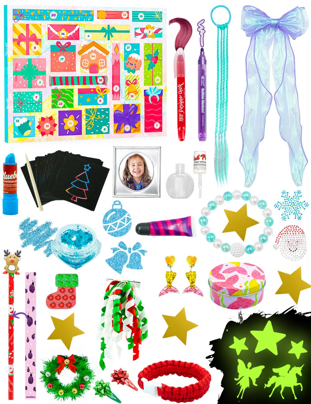 Gorgeous Gifts Advent Calendar 2021