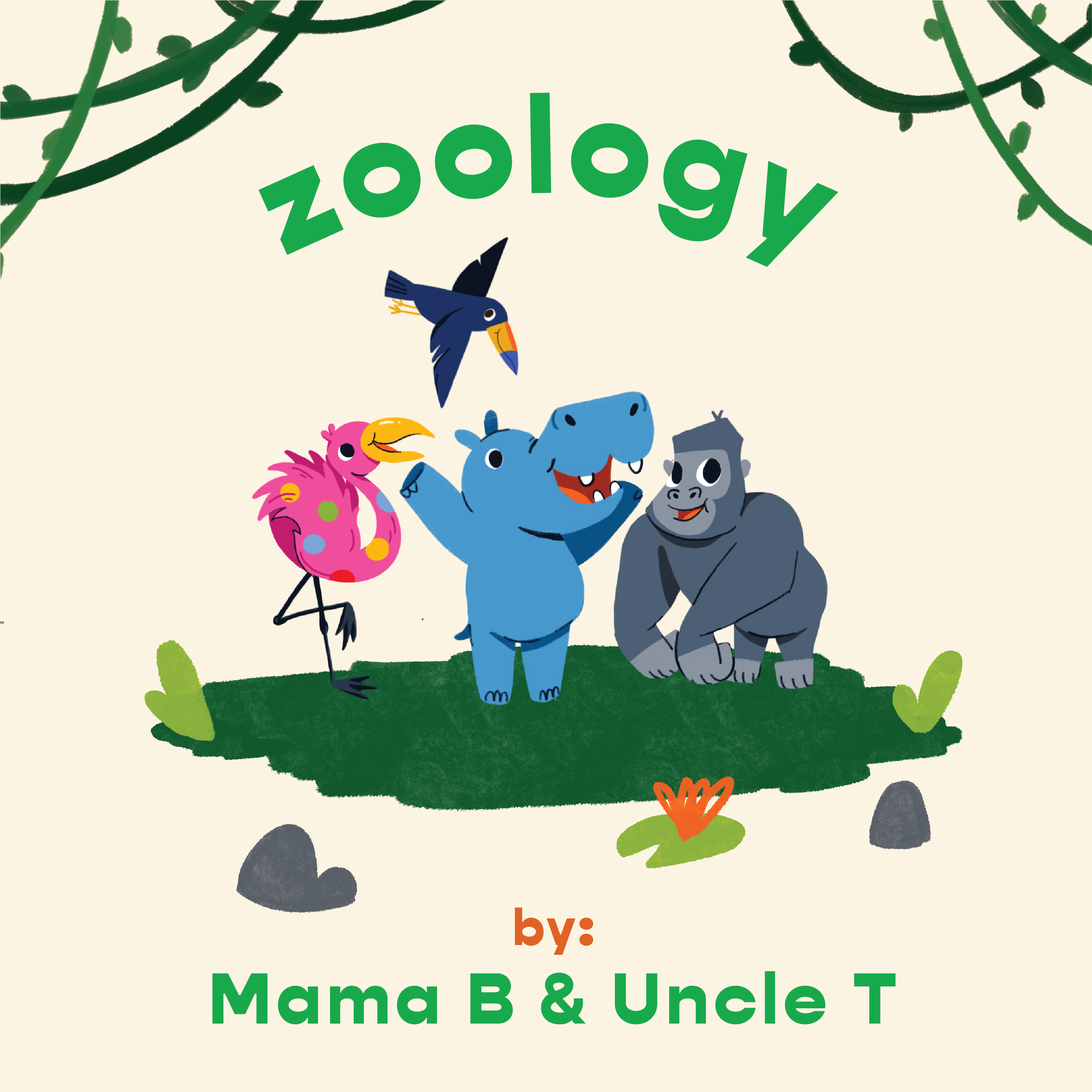Zoology by Mama B & Uncle T