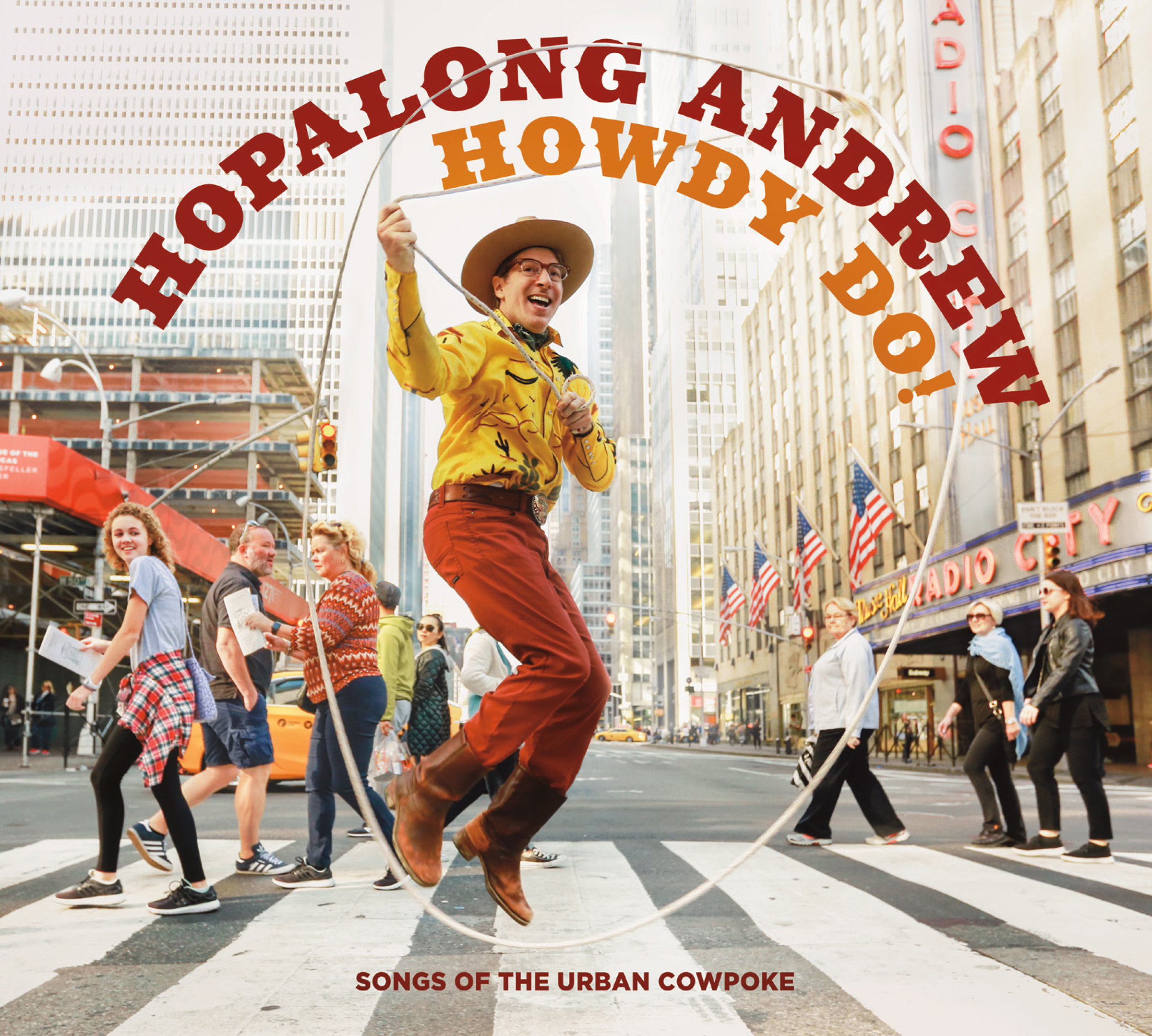 Howdy Do! Songs of the Urban Cowpoke