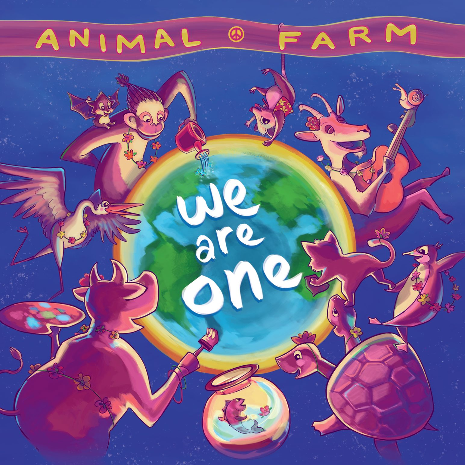 We Are One by Animal Farm
