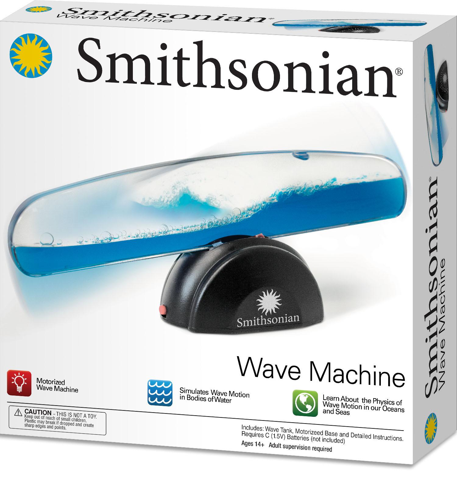 SMITHSONIAN WAVE MACHINE