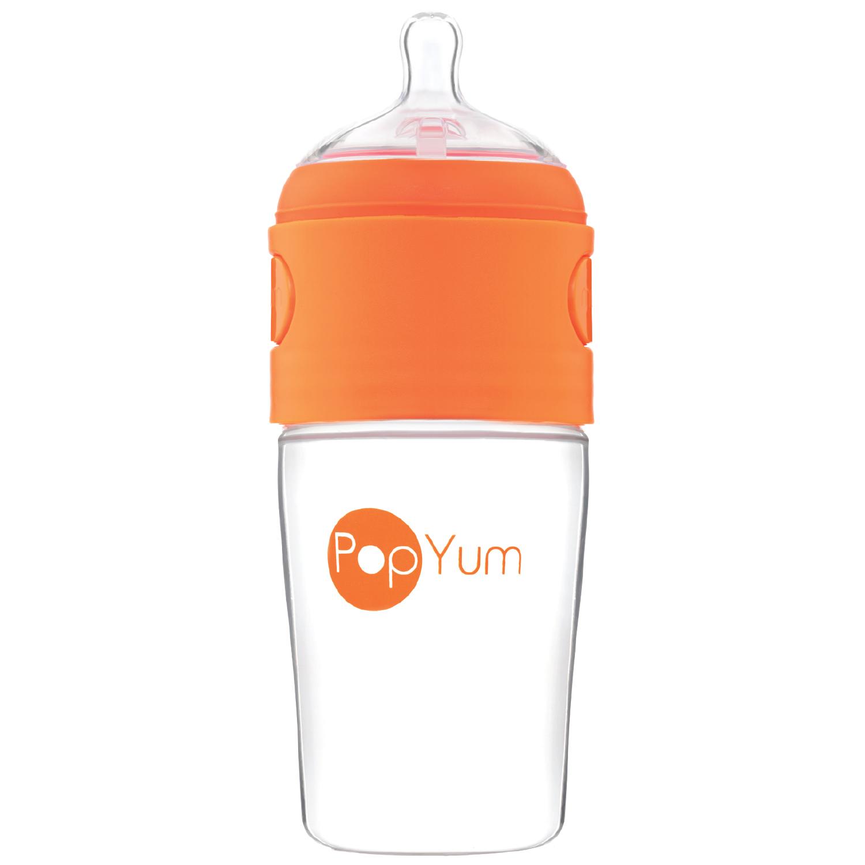PopYum 9 oz Anti-Colic Formula Making Baby Bottle