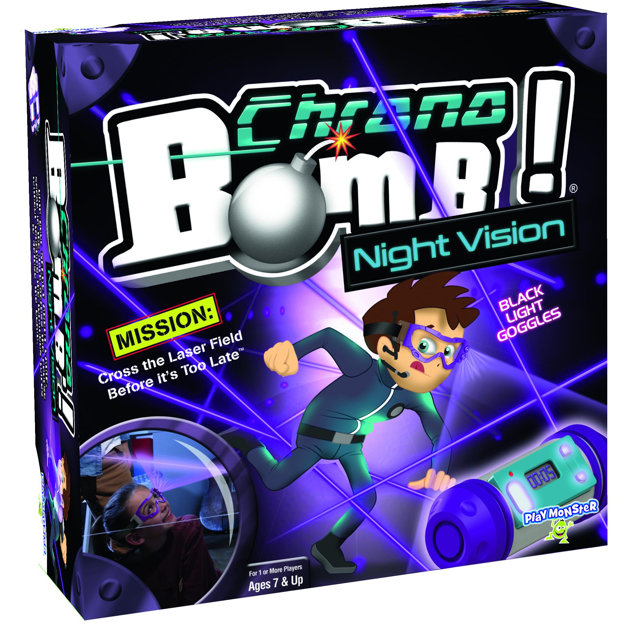 Chrono Bomb® Night Vision