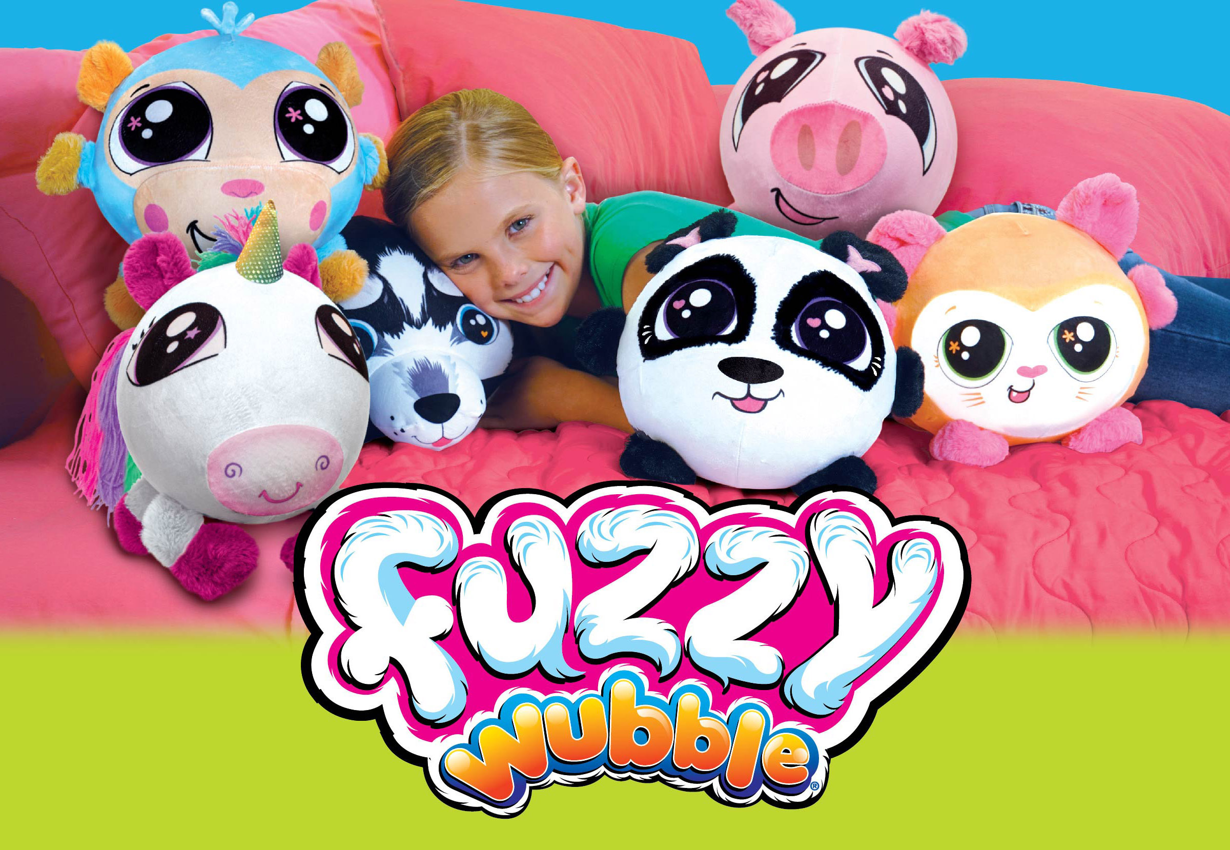 Fuzzy Wubble