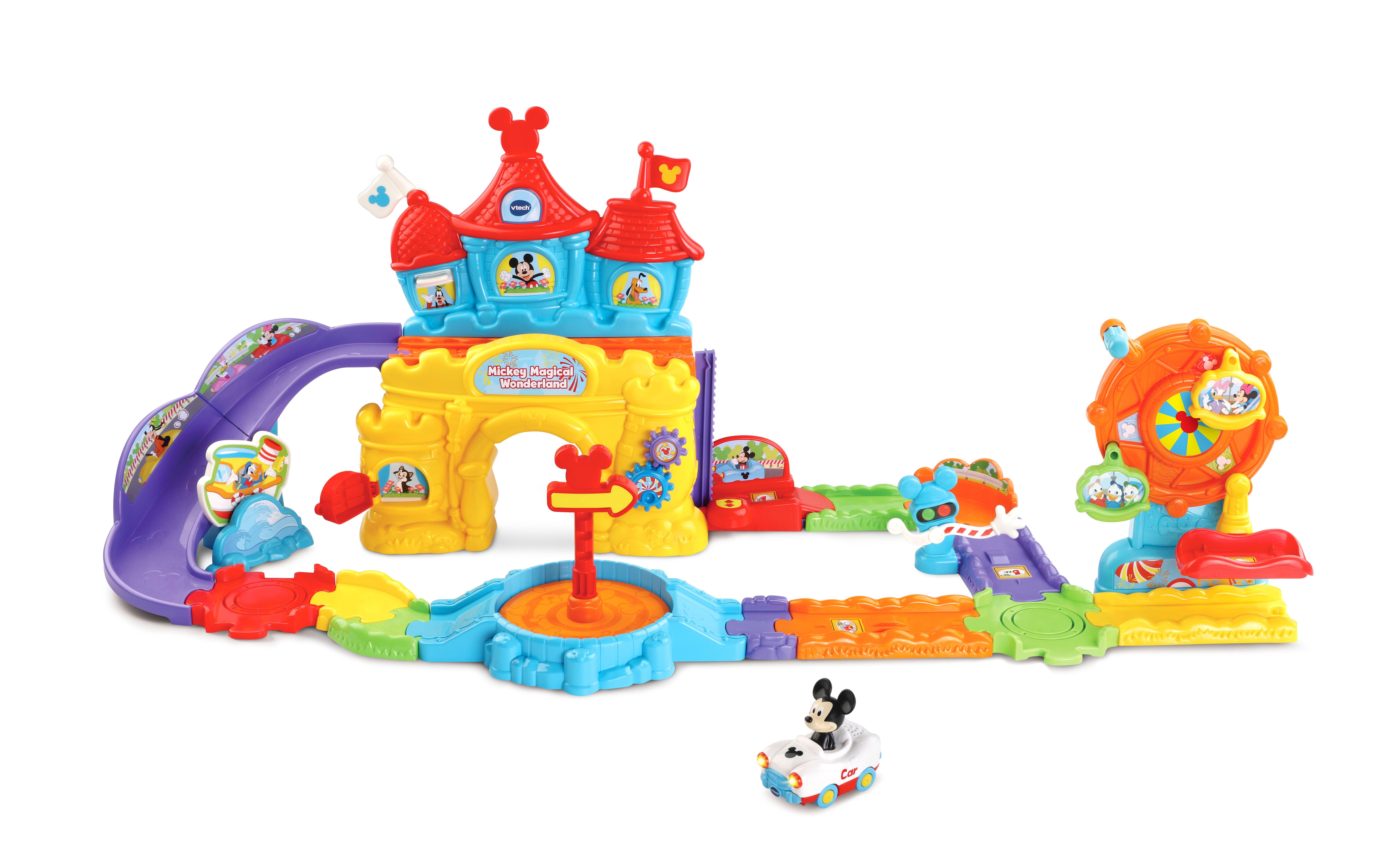 Go! Go! Smart Wheels® Mickey Magical Wonderland