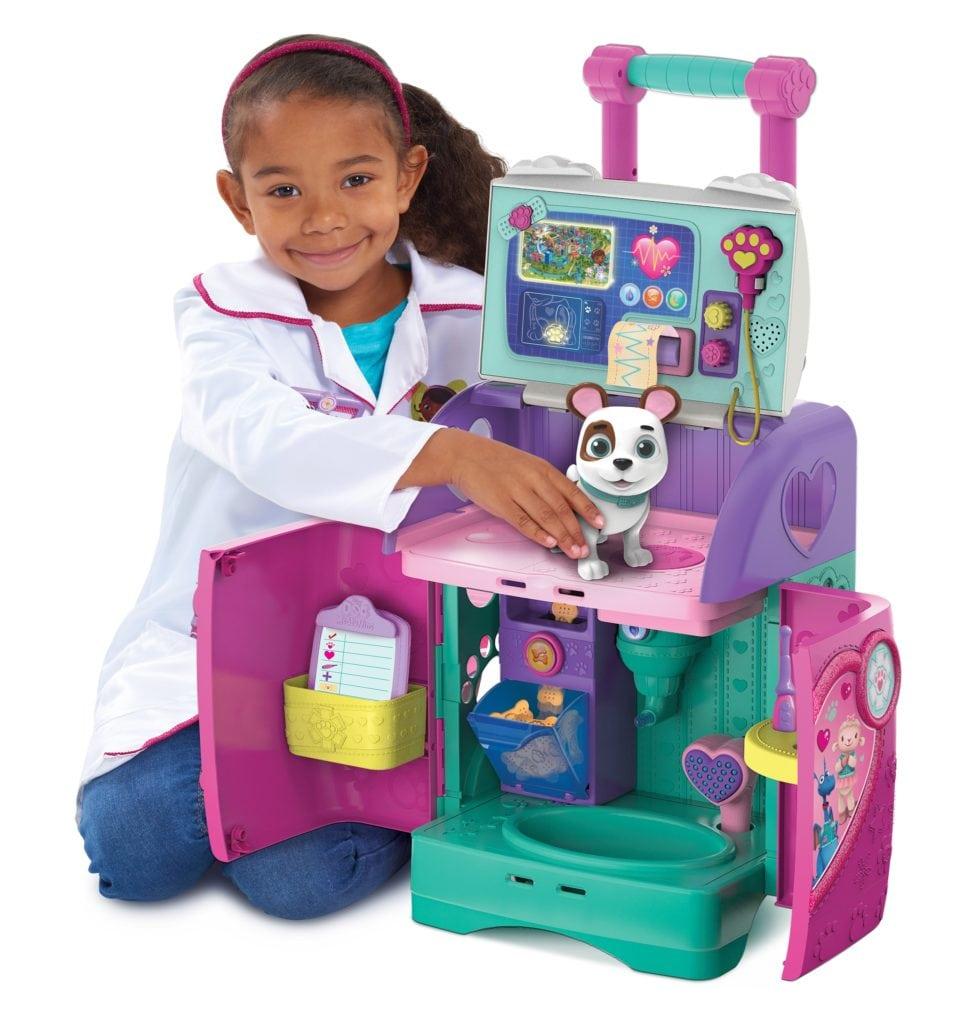 Disney Junior Doc Mcstuffins Pet Rescue Mobile Best Toy