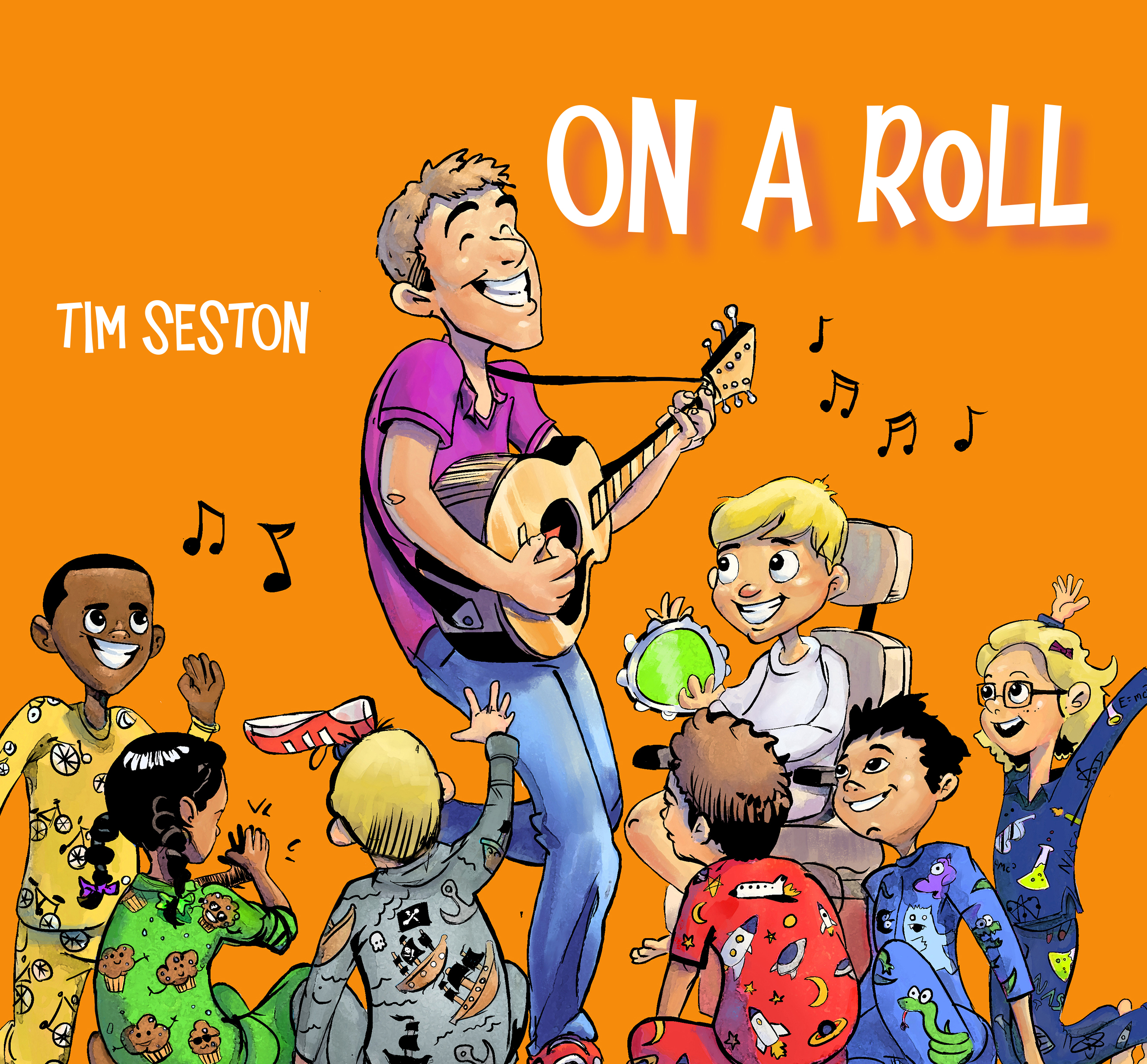 On a Roll by Tim Seston