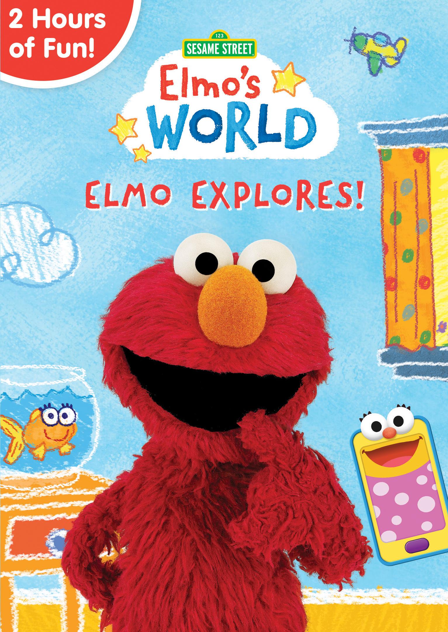 Sesame Street – Elmo's World: Elmo Explores!