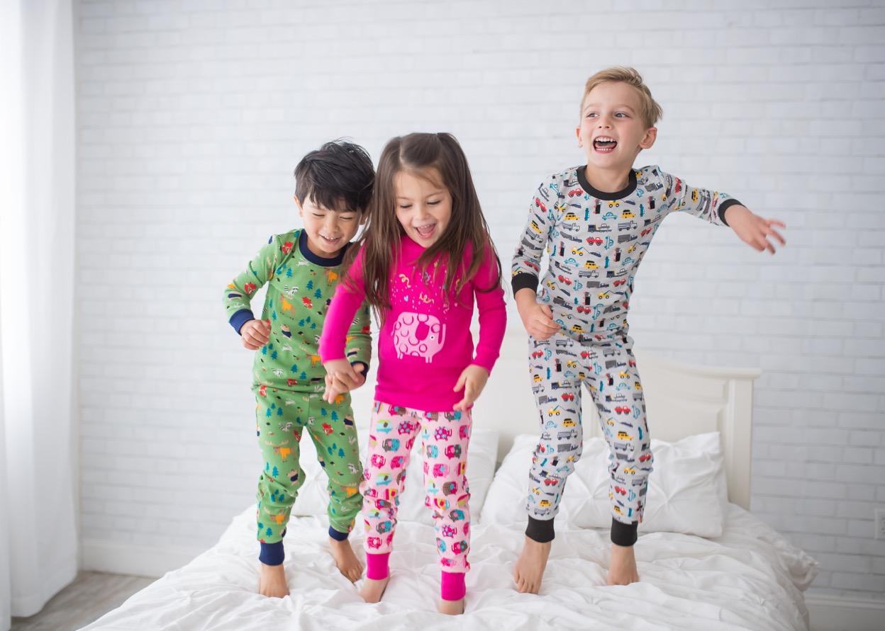 Organic Pajamas by Zutano