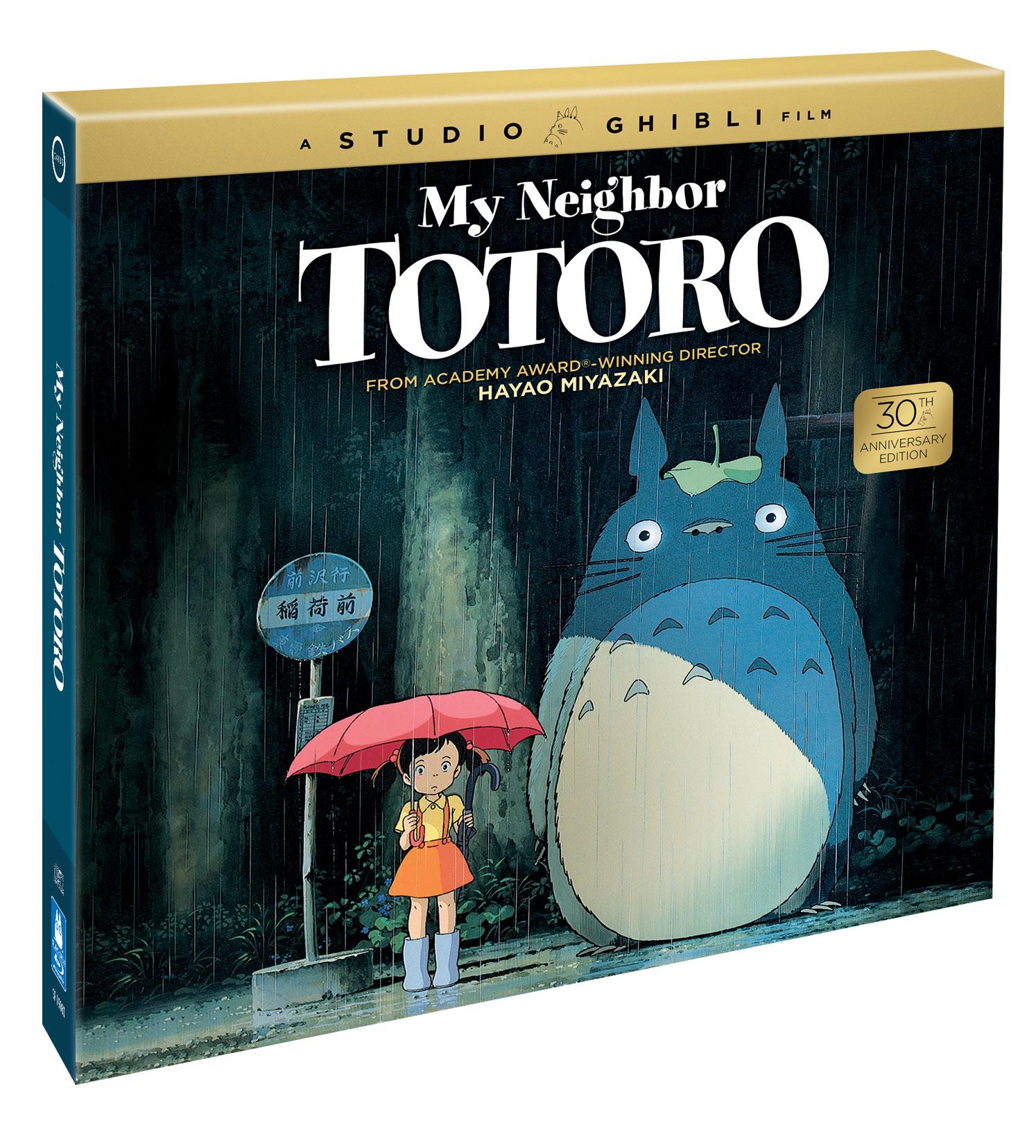 My Neighbor Totoro – 30th Anniversary Edition