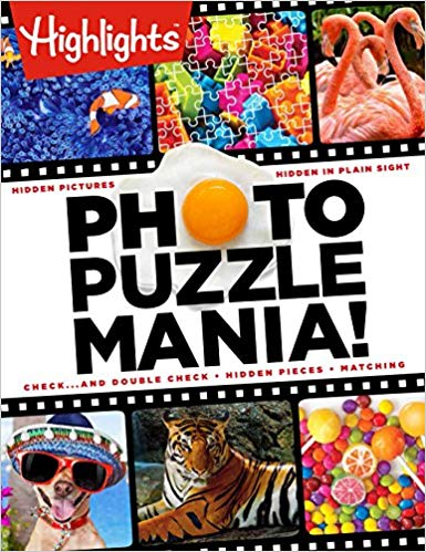 Photo Puzzlemania! (Highlights Photo Puzzlemania Activity Books)