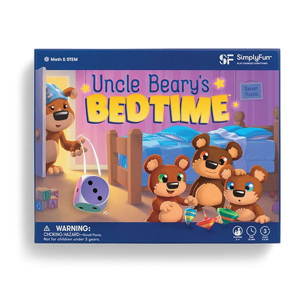 Uncle Beary's Bedtime